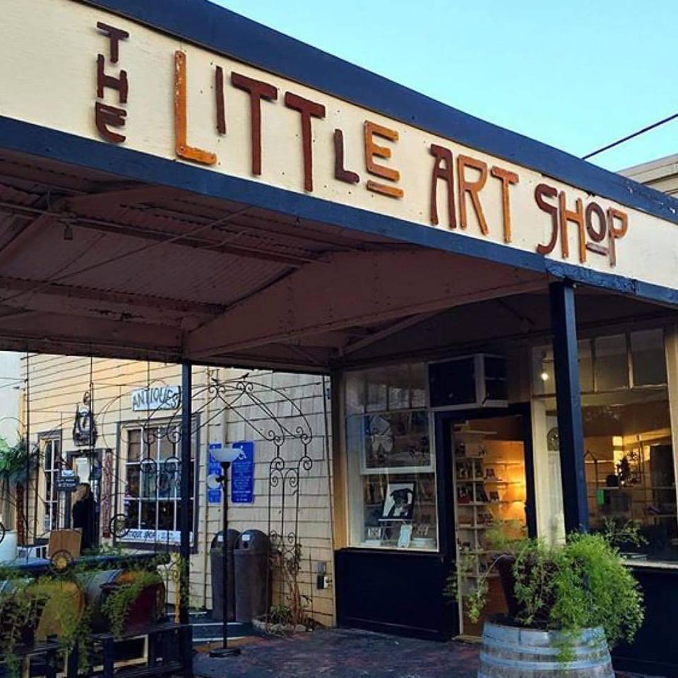 The Little Art Shop