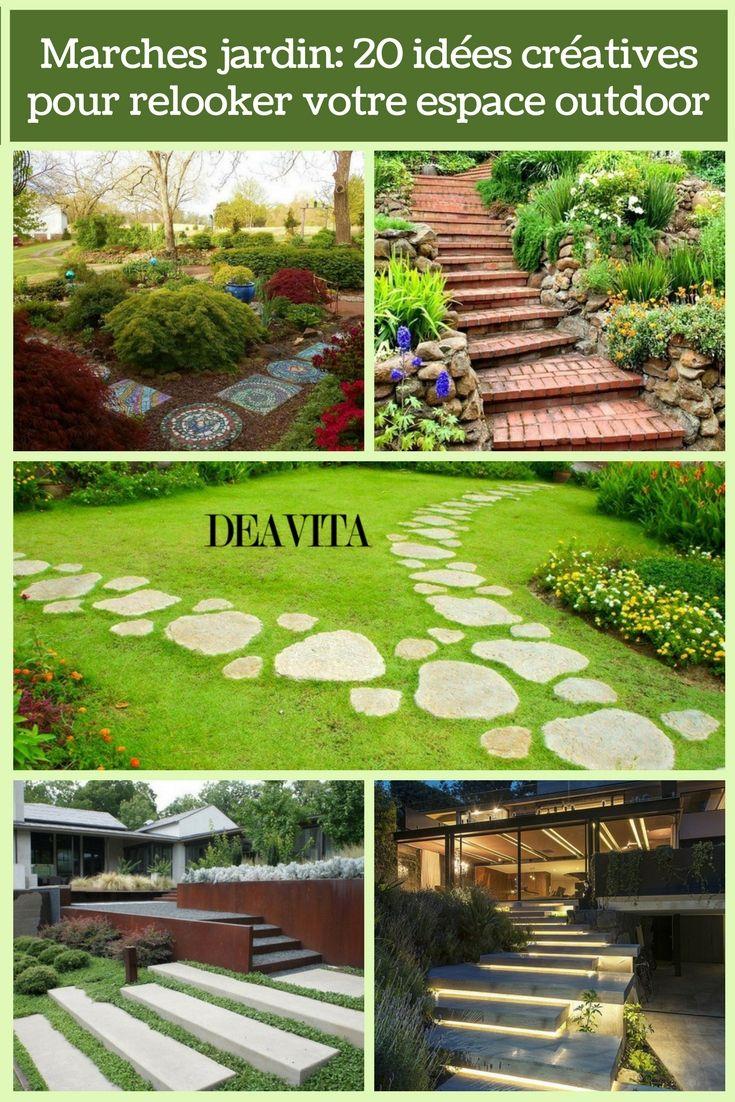 Deavita Gartengestaltung Frisch Marches Jardin 20 Idées Créatives Pour Relooker Votre