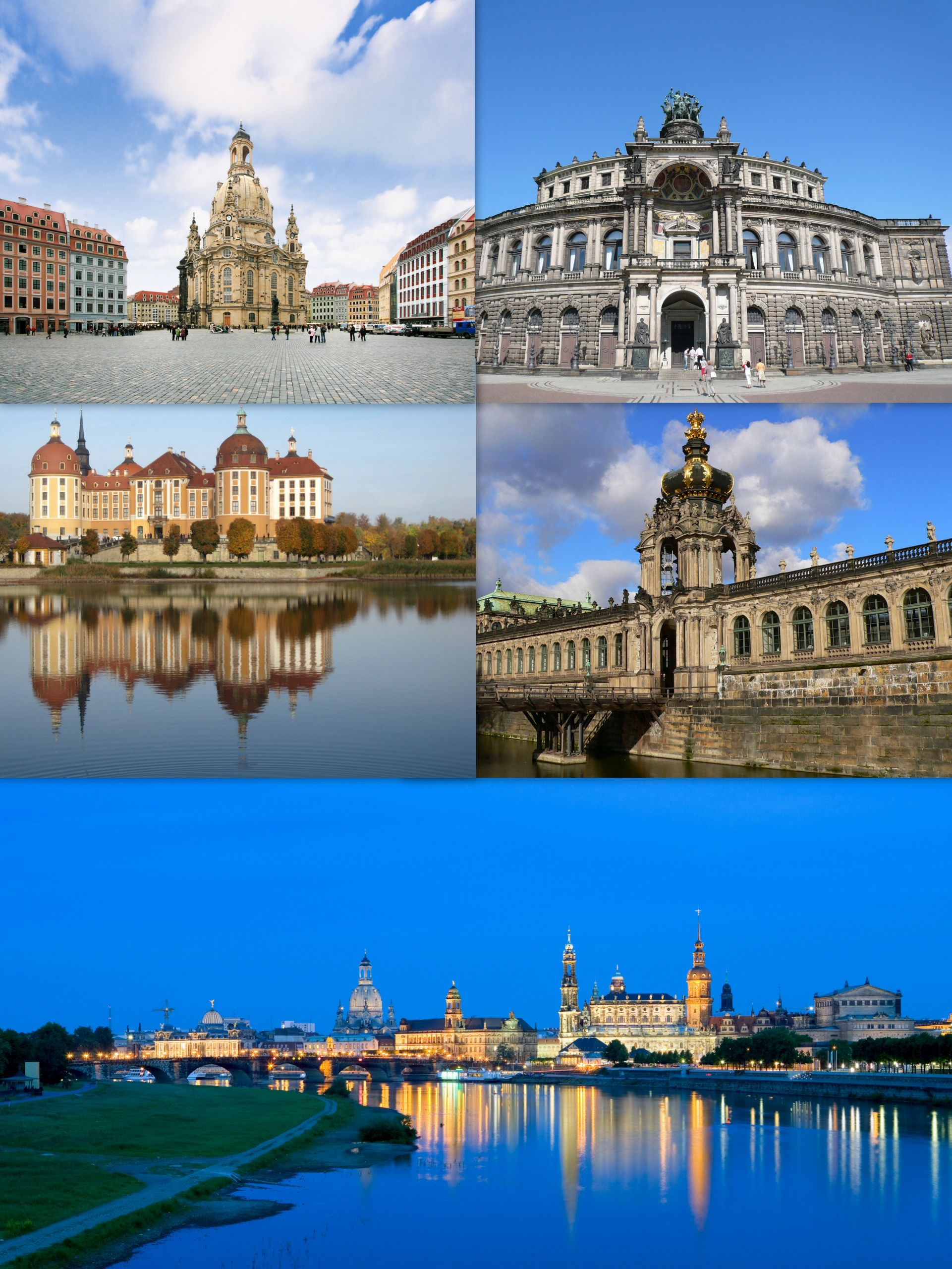 Dresden collage