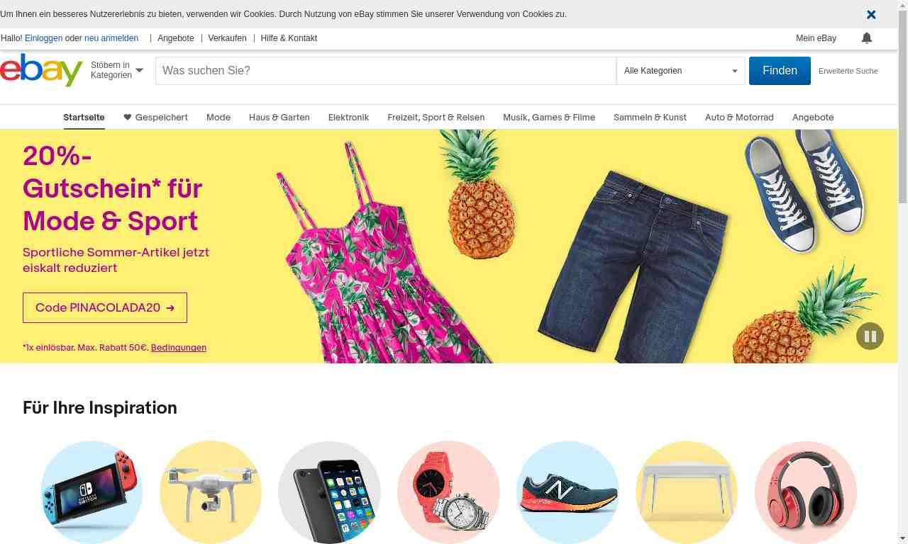 Ebay Gutschein Garten Best Of Websites by Auction and Market Share Statistics