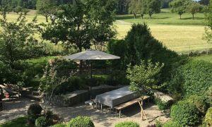 62 Luxus Ein Schweizer Garten