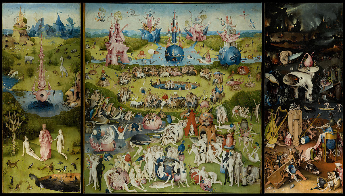 1200px The Garden of Earthly Delights by Bosch High Resolution