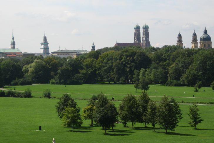 Englische Garten München Schön Thynote