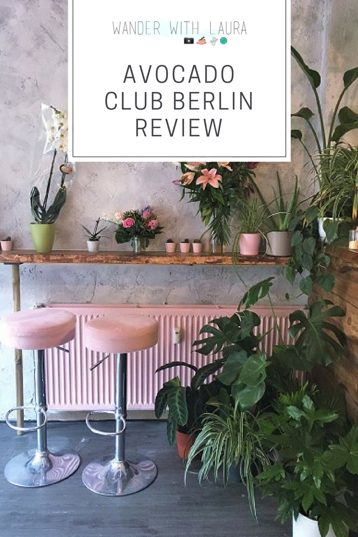 Englischer Garten Berlin Einzigartig Avocado Club Berlin Review