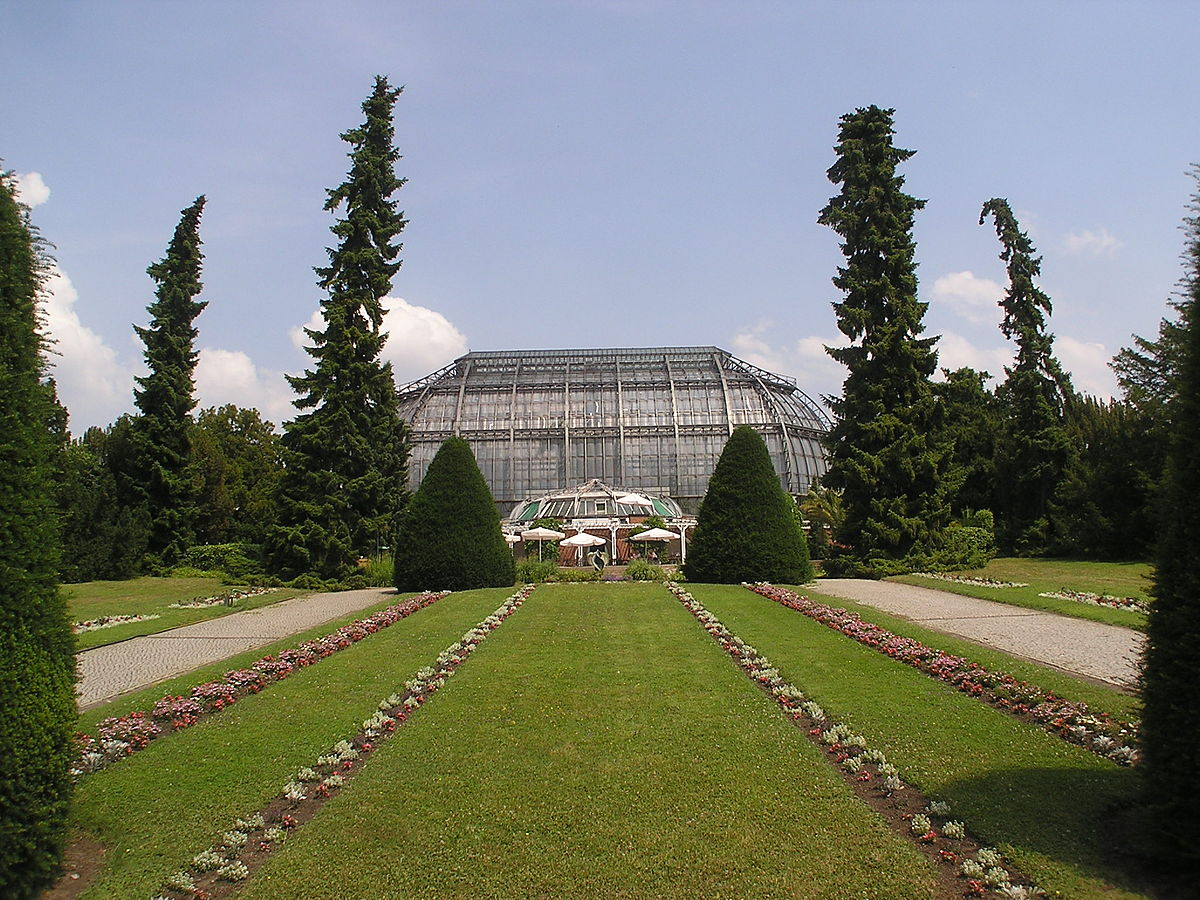 Englischer Garten Berlin Einzigartig Berliński Ogr³d Botaniczny – Wolna Encyklopedia