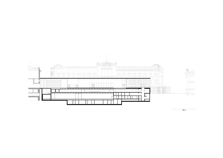 Englischer Garten Berlin Frisch David Chipperfield Architects Pletes Berlin S James Simon