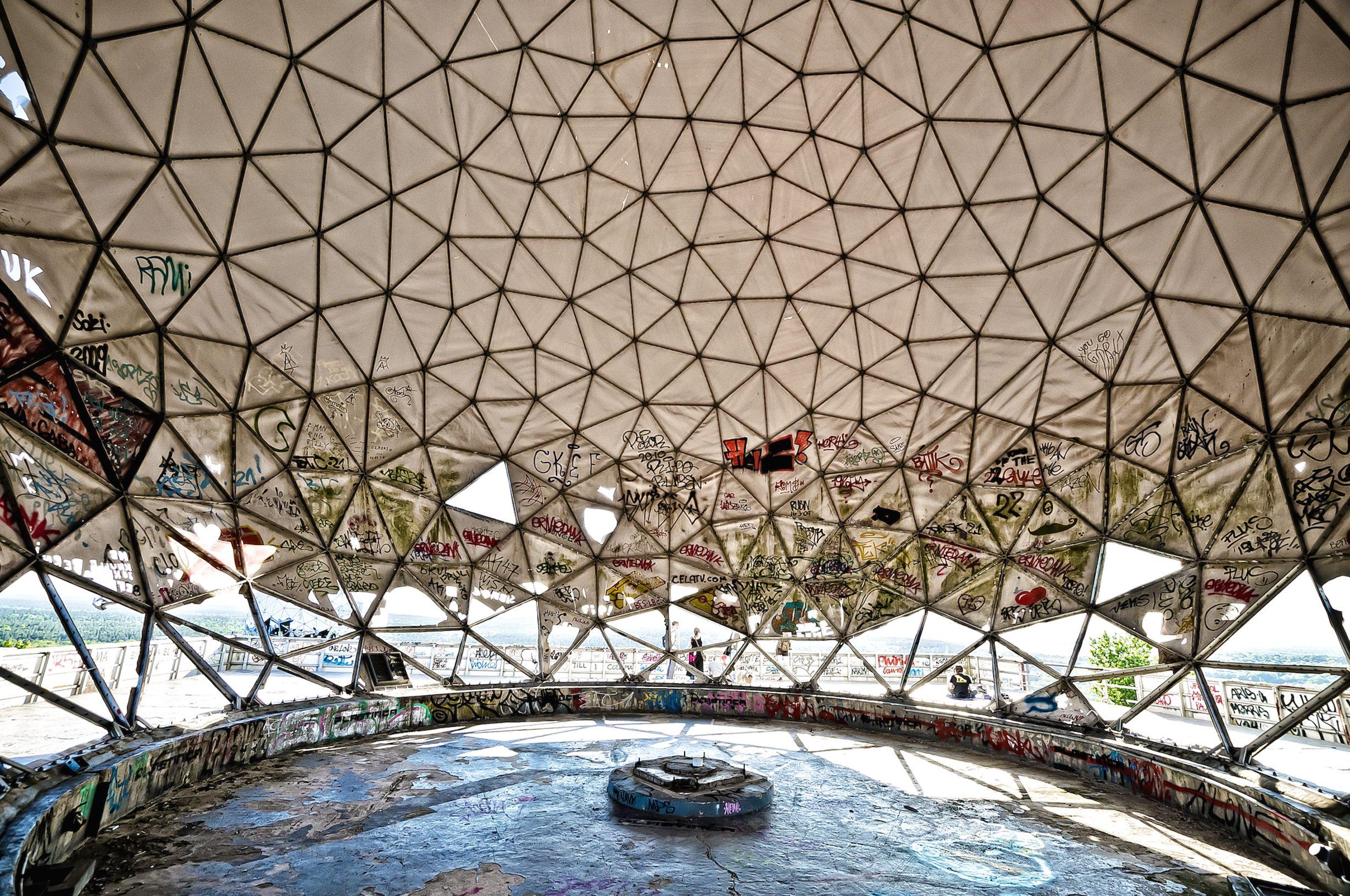Englischer Garten Berlin Luxus Teufelsberg Berlin An Artificial Hill Made From Ed