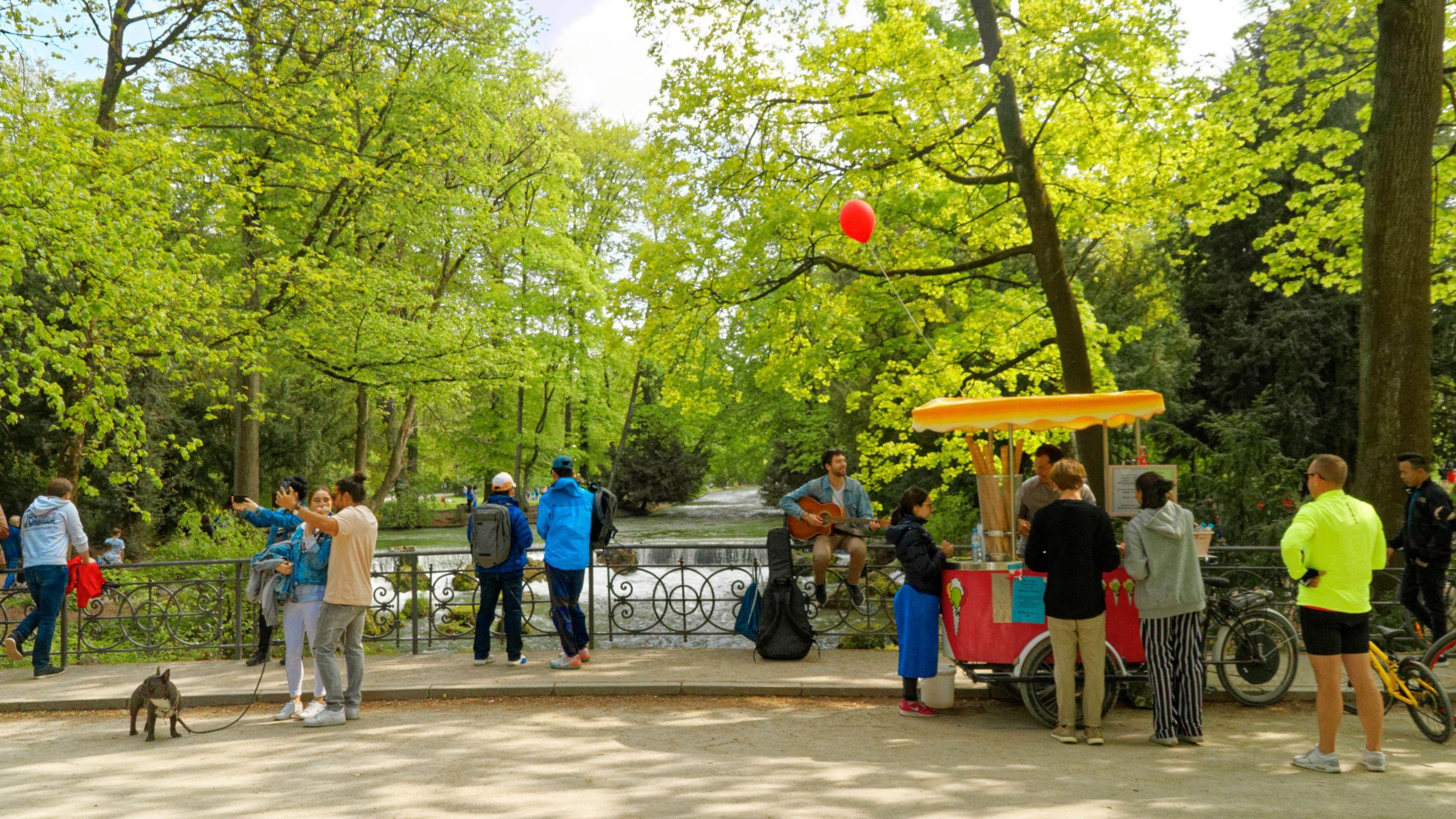Englischer Garten Berlin Schön Visit Munich S English Garden