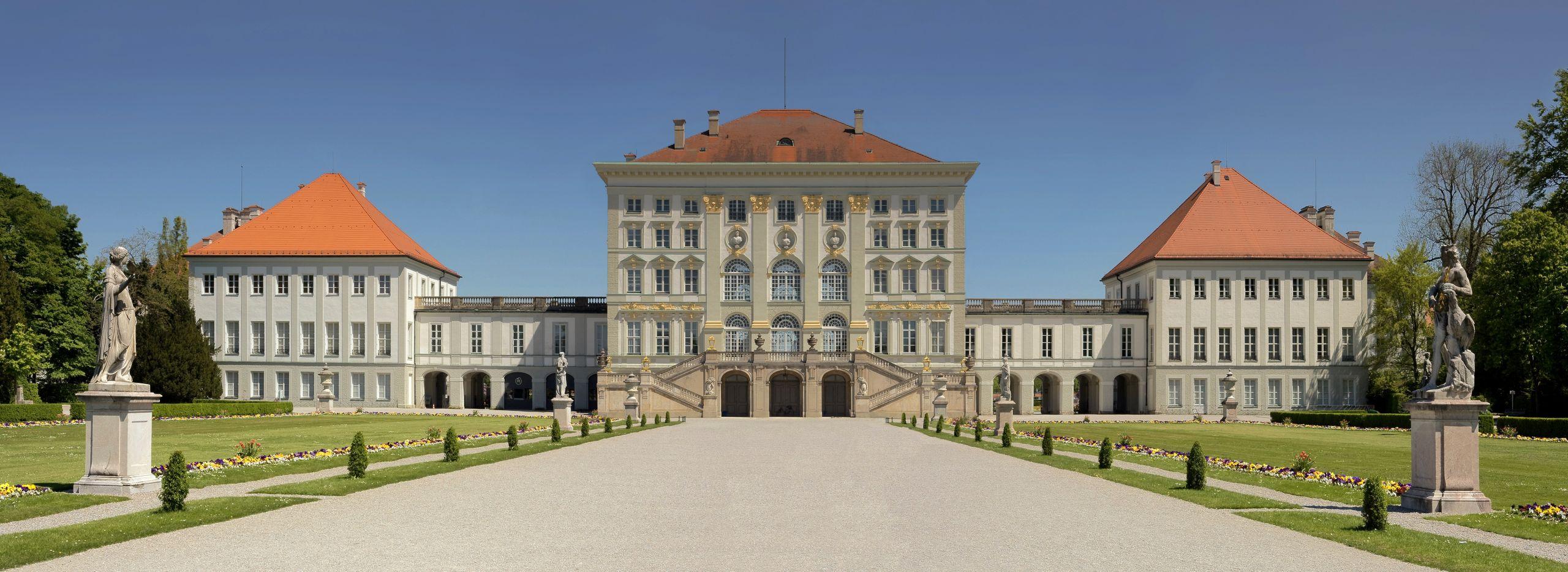 Image Schloss Nymphenburg Munich CC edit3