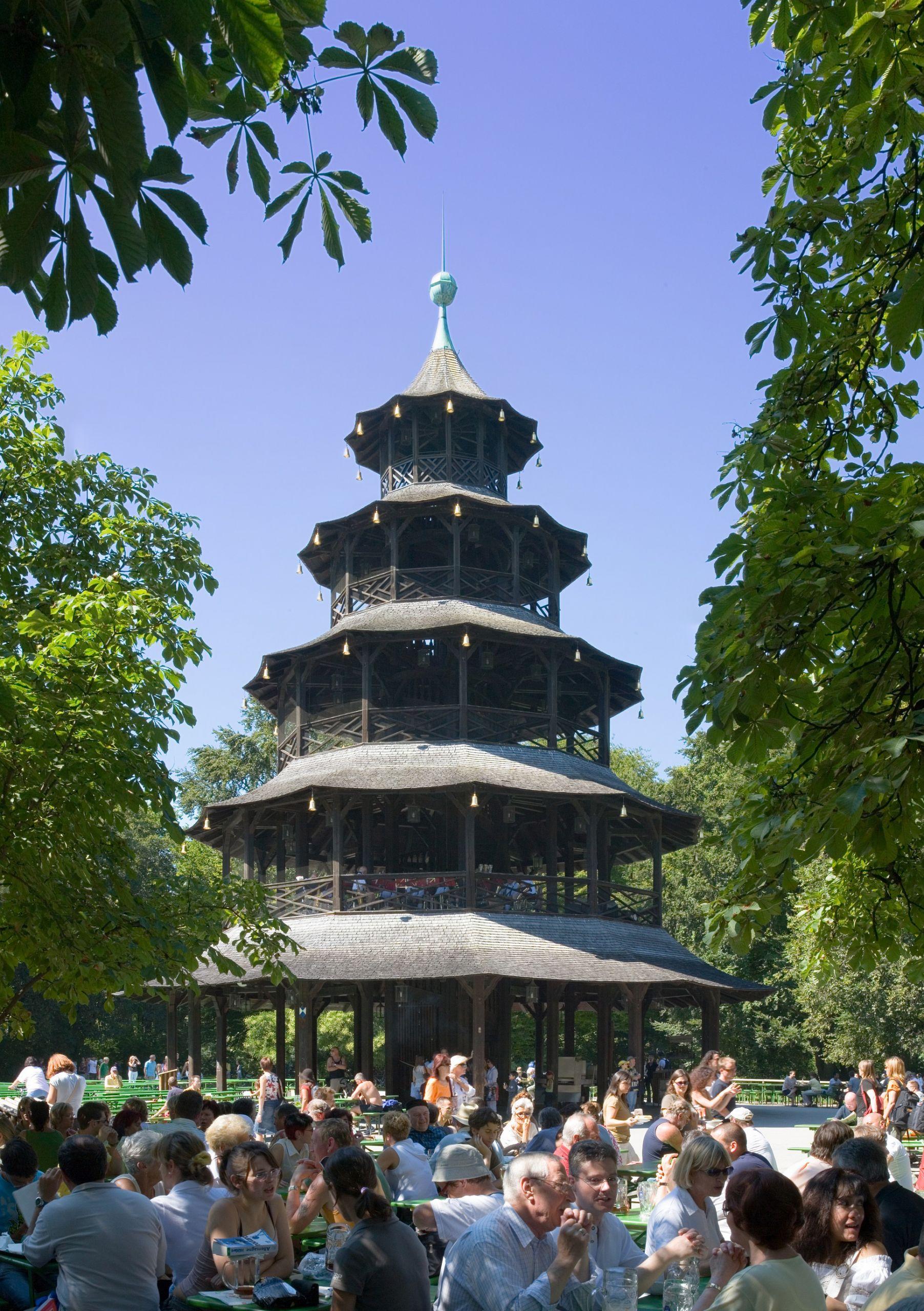 Englischer Garten München Inspirierend Chinesischer Turm München –