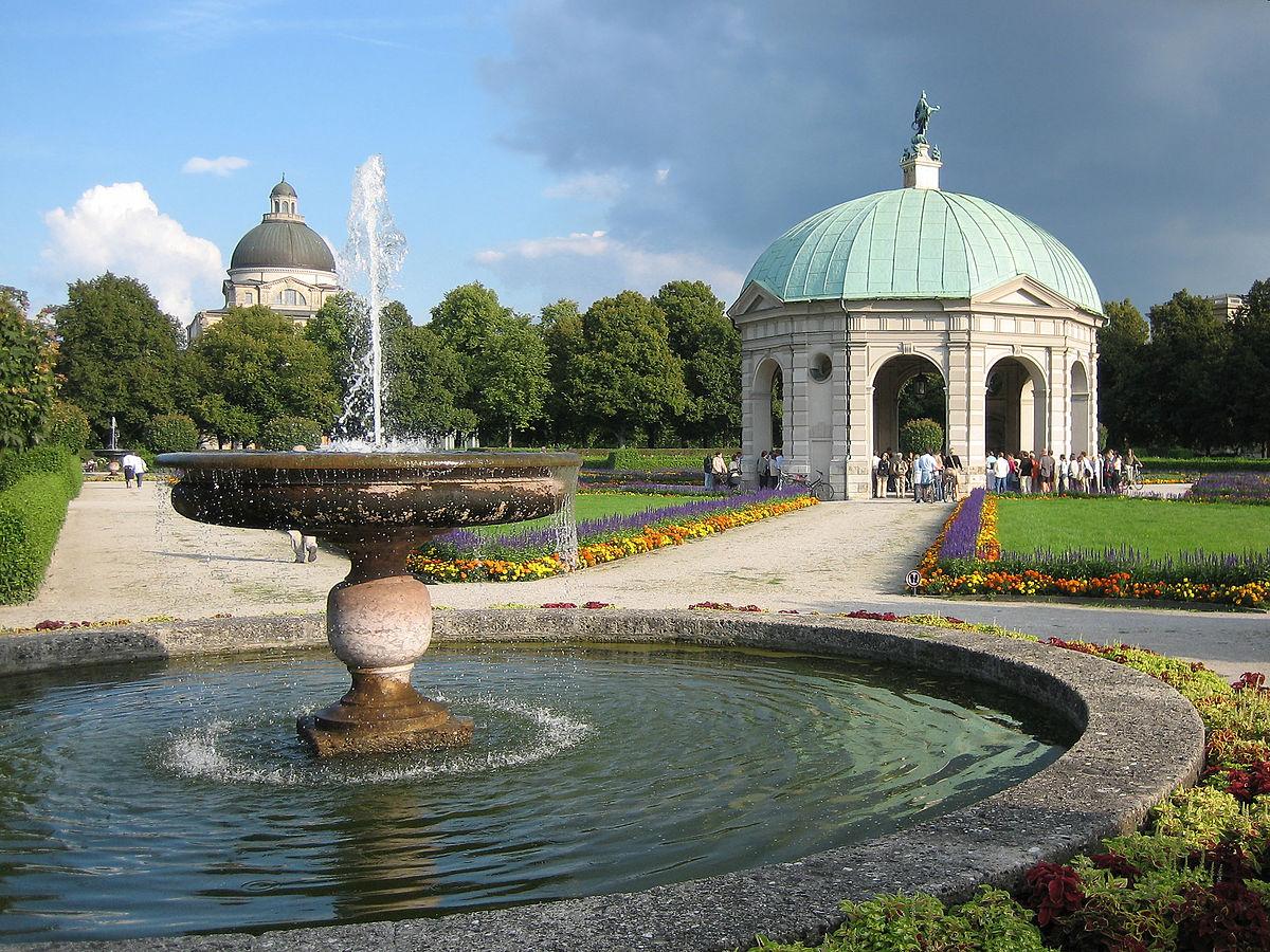 Englischer Garten München Luxus Dianatempel München –