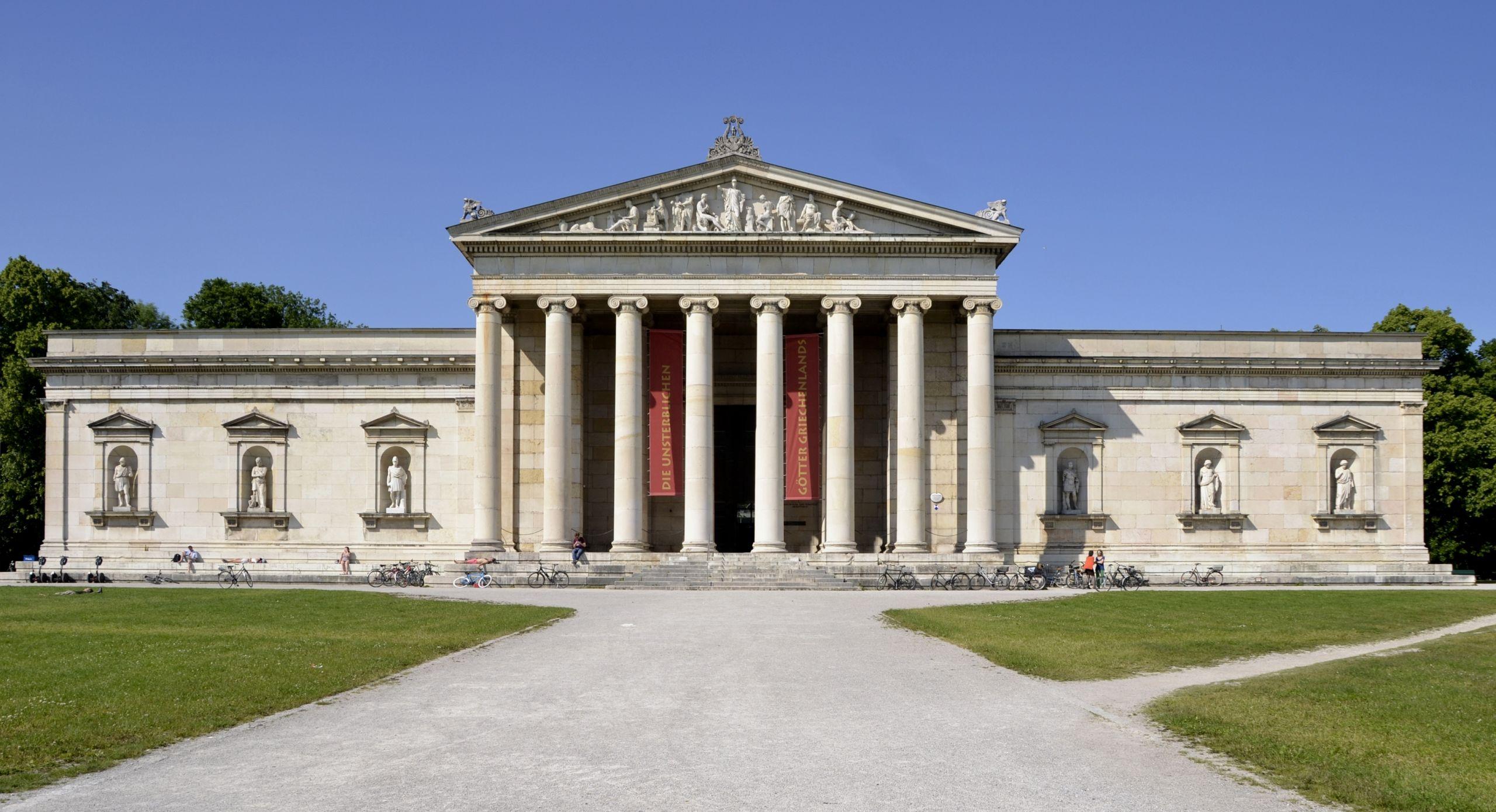 Glyptothek in München in 2013