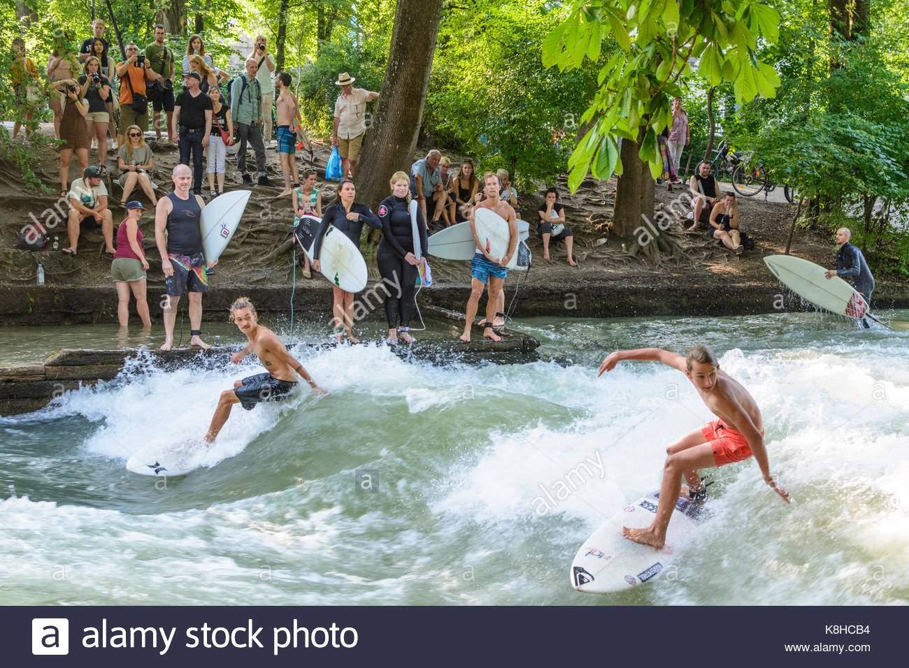 englischer garten surfen einzigartig english gardens munich surfing of englischer garten surfen