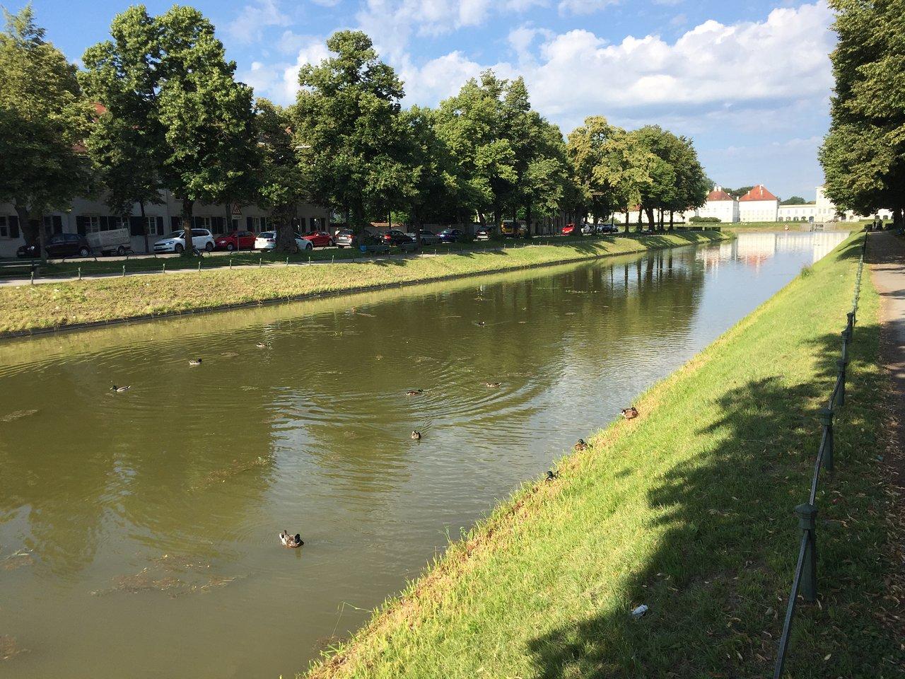 nymphenburg kanal east