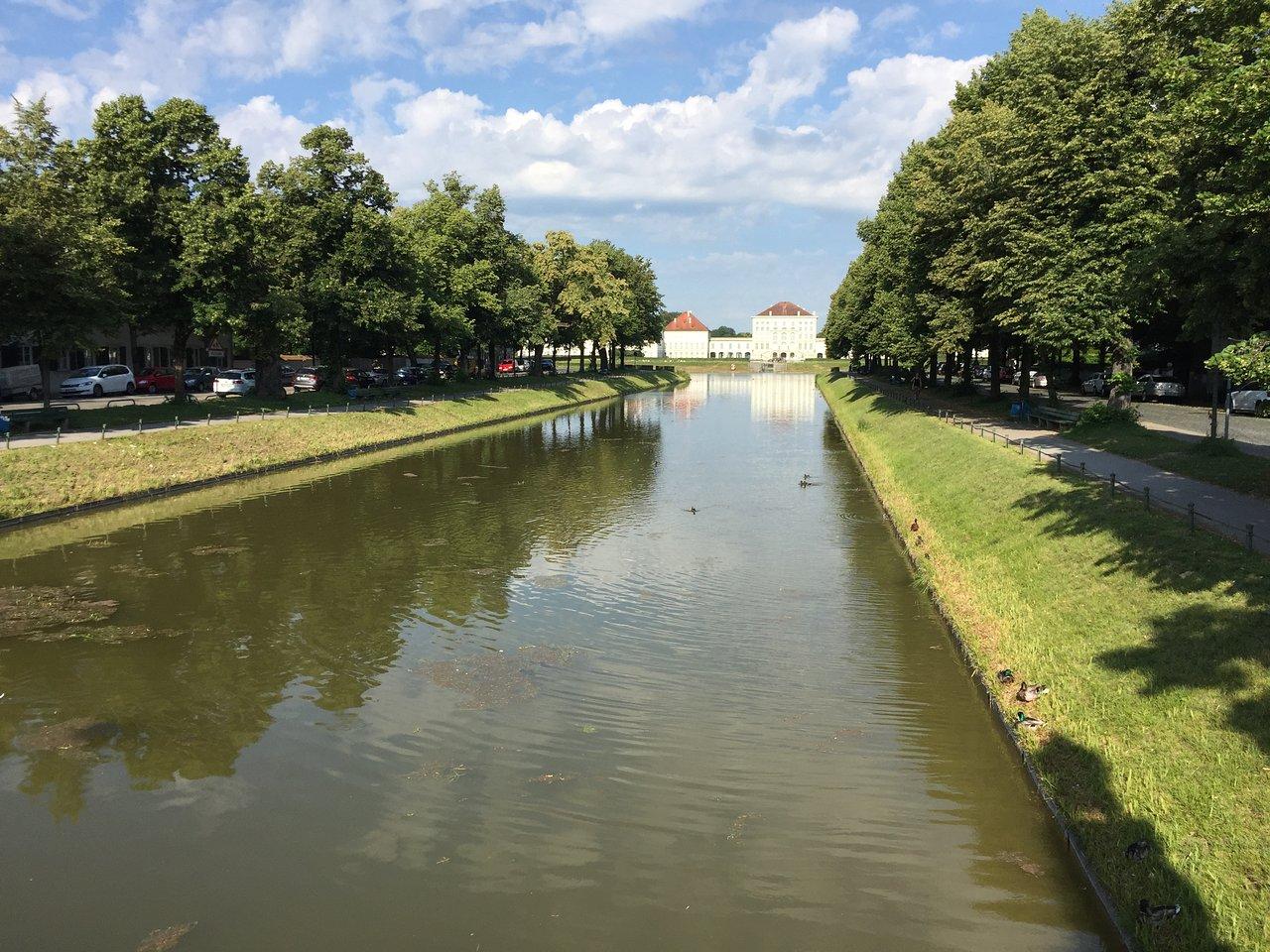 nymphenburg kanal
