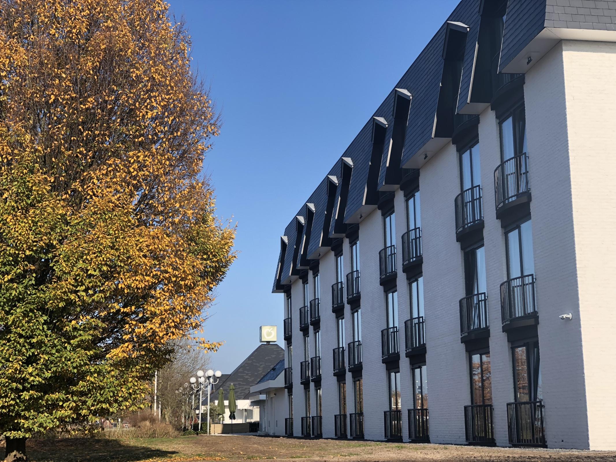 Gr8 Hotel Sevenum Horst aan de Maas Hotel outdoor area 1