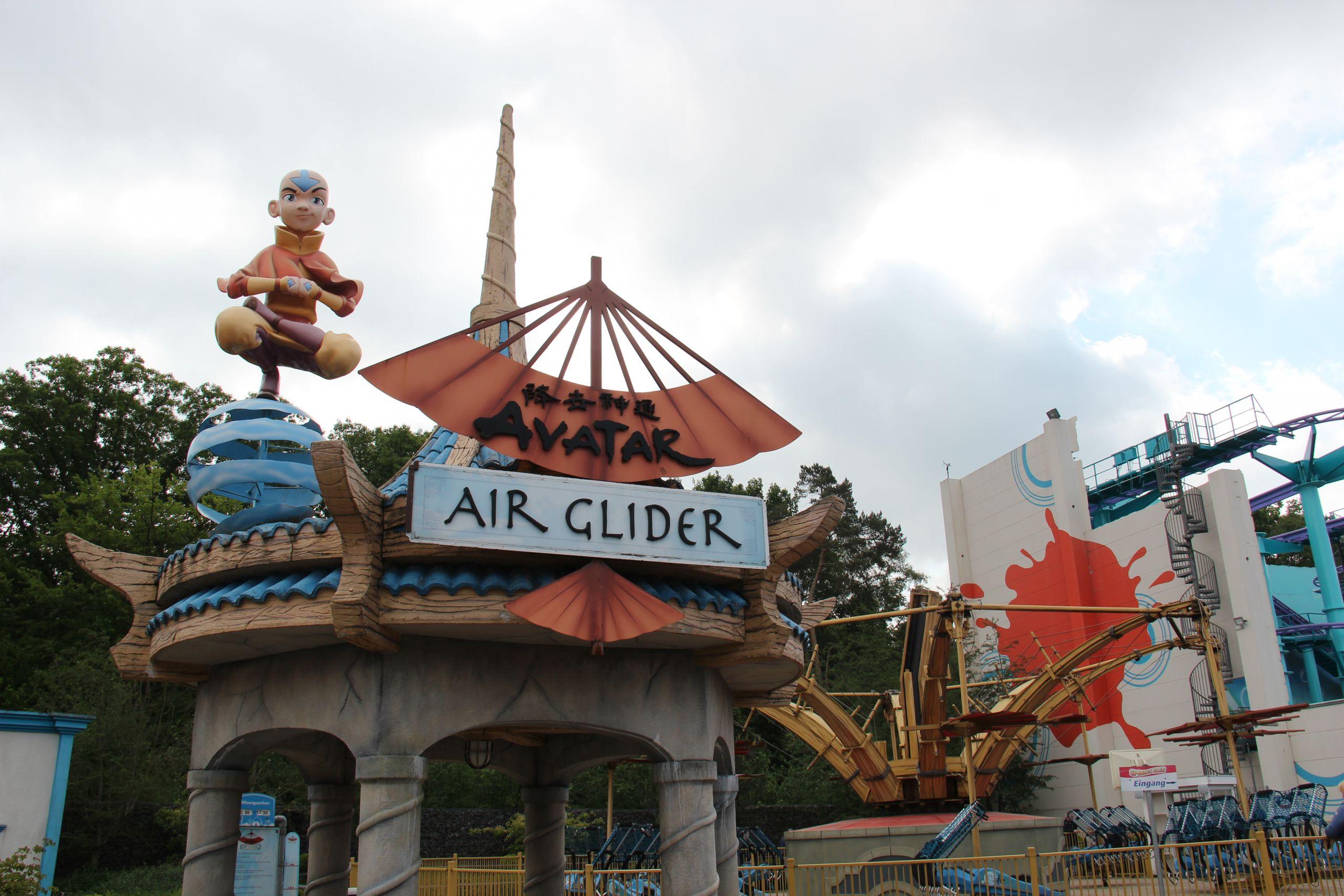 Avatar Air Glider