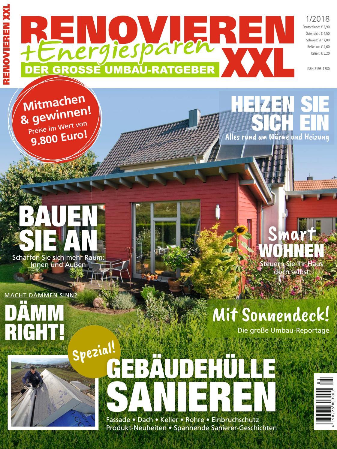Garten Anlegen Neubau Elegant Renovieren & Energiesparen 1 2018 by Family Home Verlag Gmbh