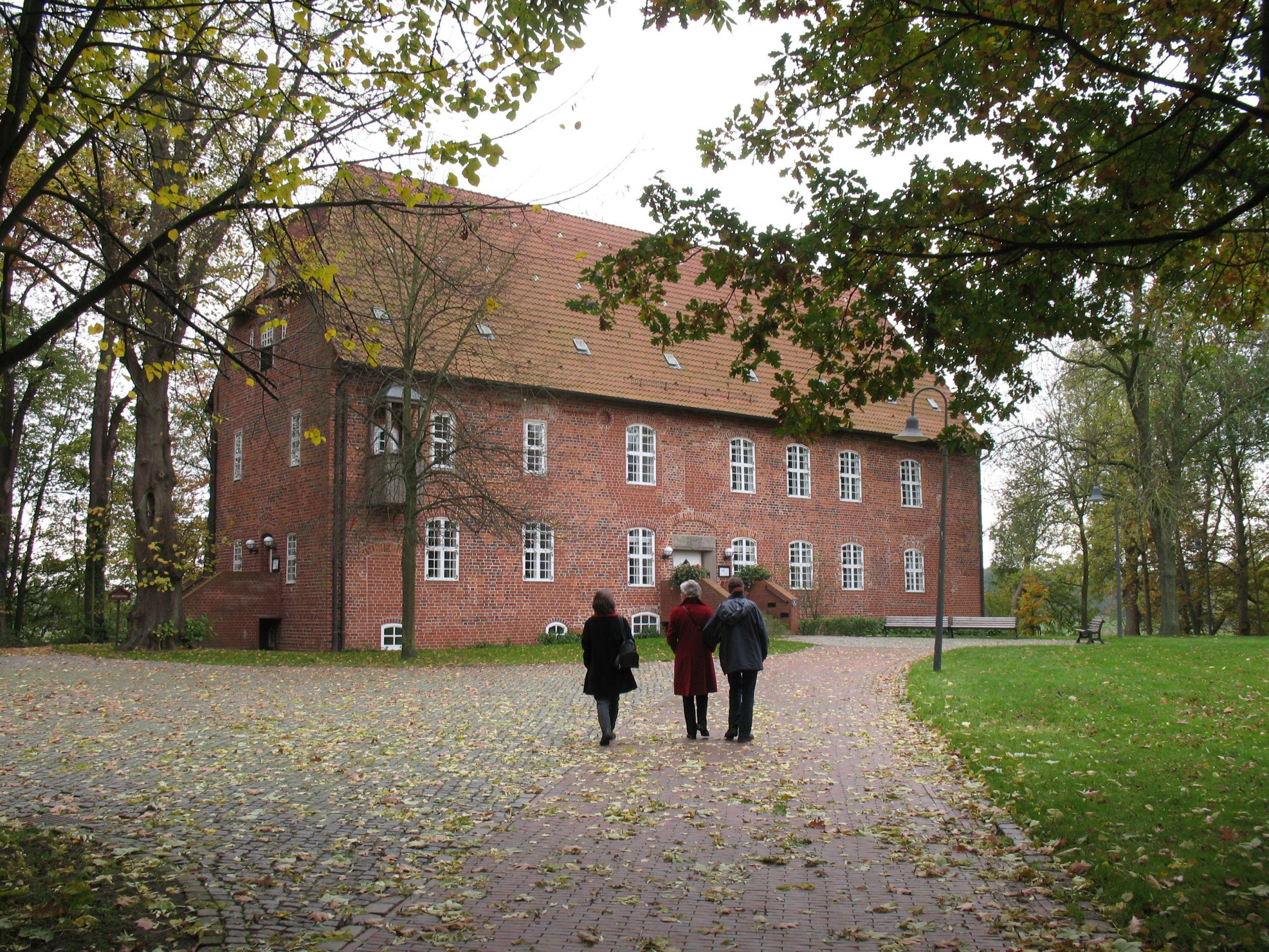 Garten Anlegen Neubau Inspirierend Burg Zu Hagen Im Bremischen –