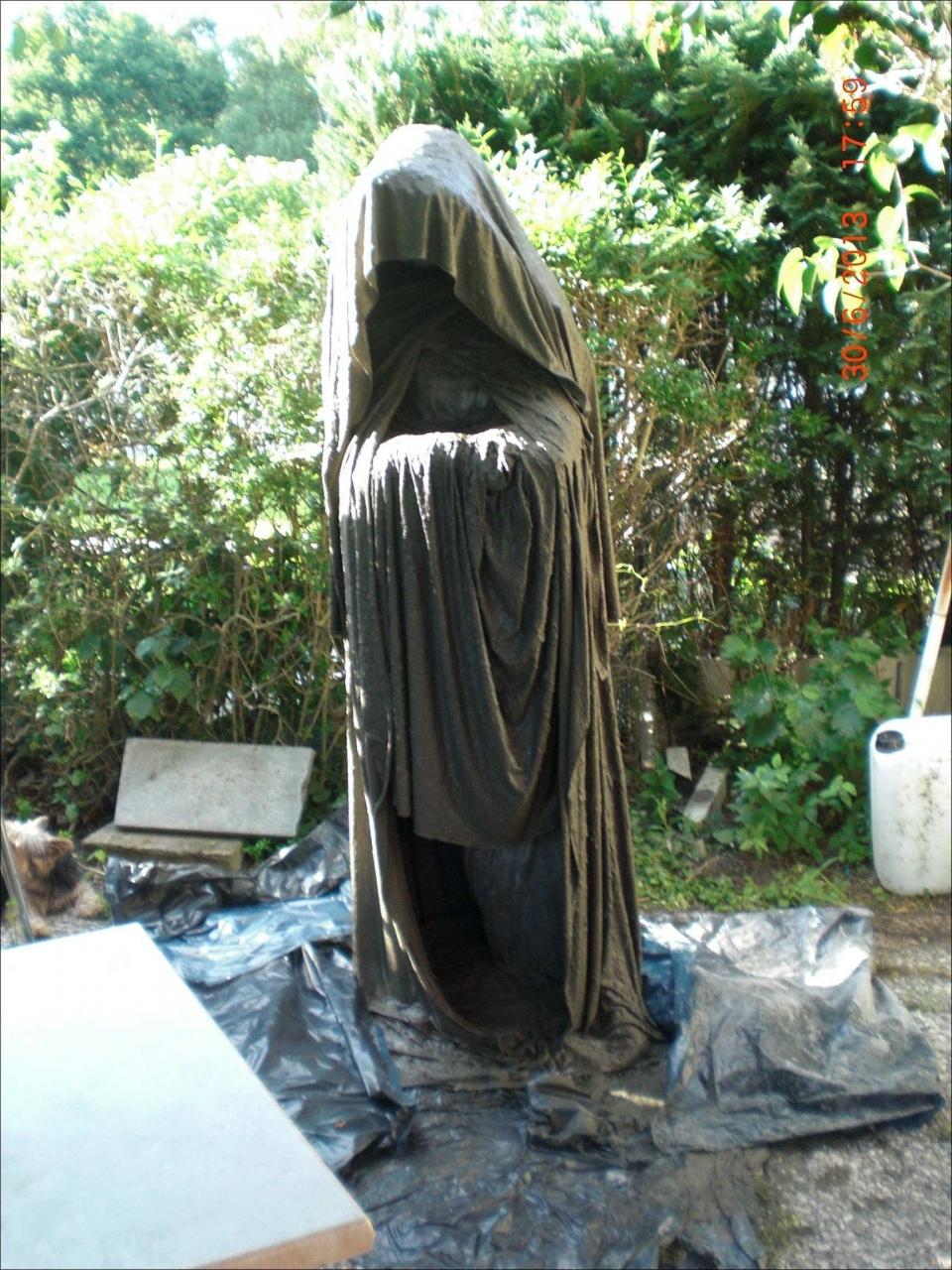 youtube sculpture youtube basteln mit beton vorstellung gartendeko selber machen of youtube sculpture