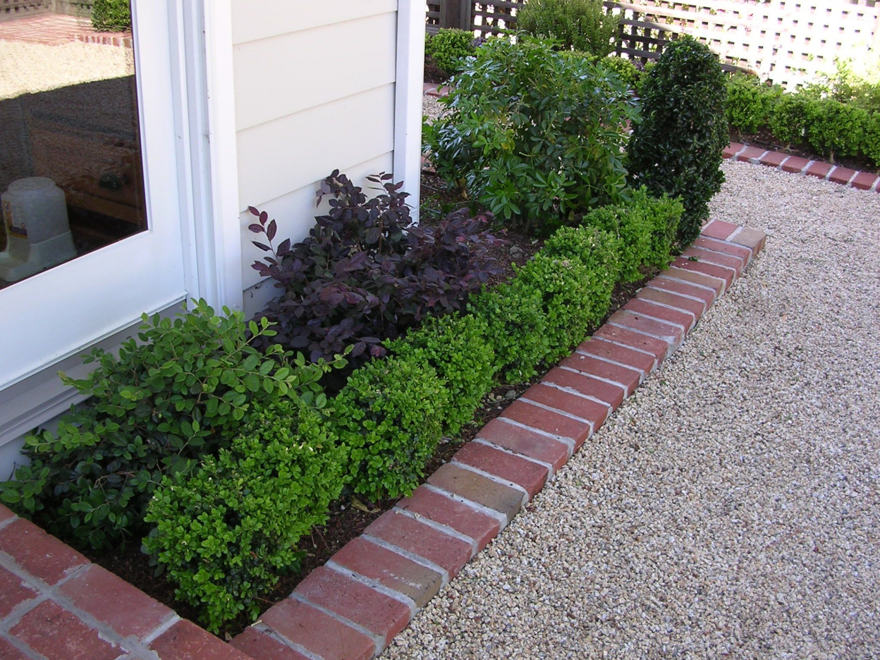 landscape bricks boxwood brick gravel edge the yard durch landscape bricks