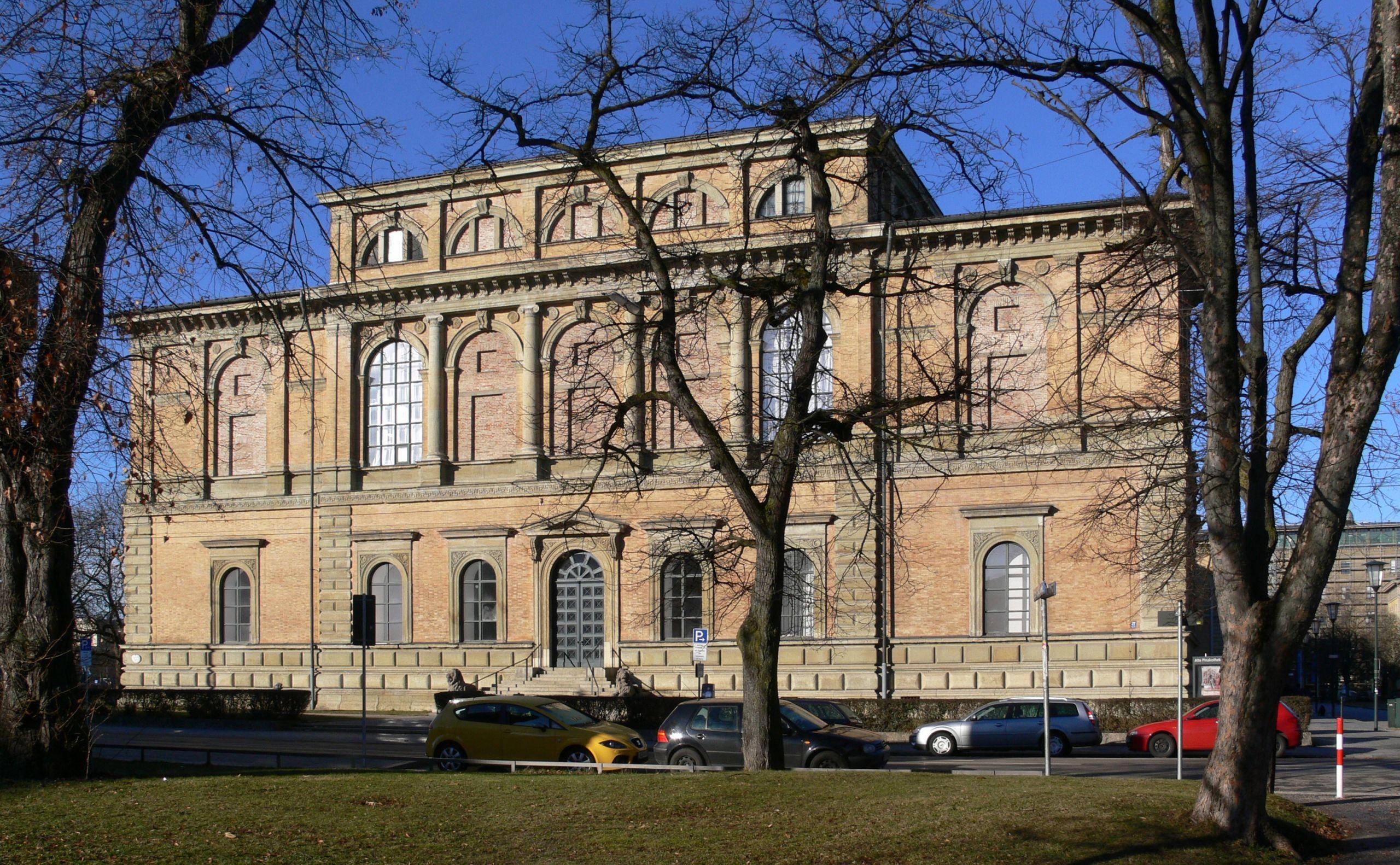 Alte Pinakothek 2009