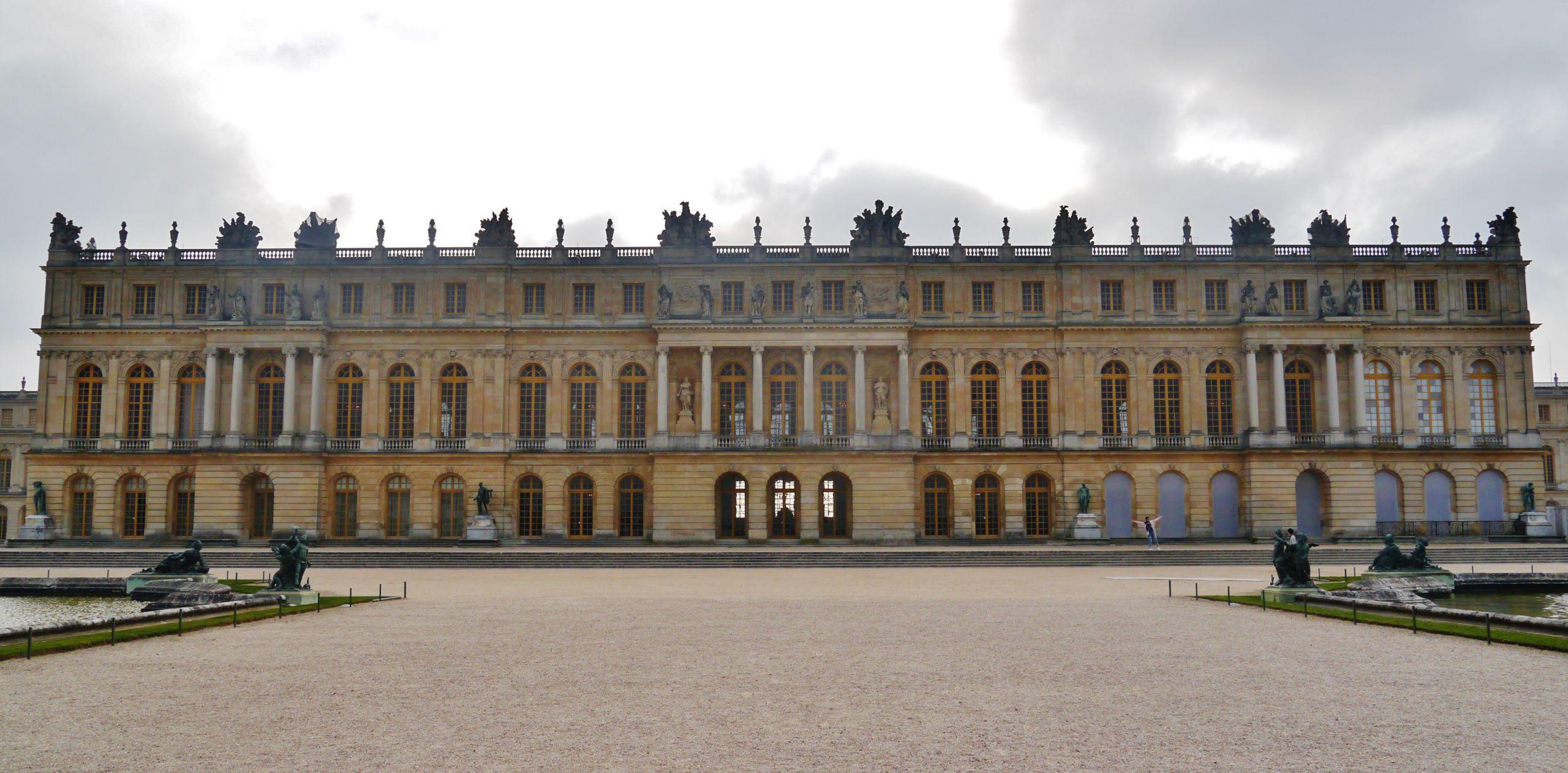 Garten Versailles Schön File Versailles Ch¢teau De Versailles Gartenseite 3