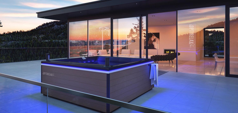 Garten Whirlpool Kaufen Elegant Whirlpool übersicht Aller Optirelax Modelle