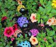Gartendeko Selber Machen Gartendeko Elegant 17 Stein Gemalt Für Perfekte Gartenverzierung Dekorations