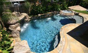 51 Neu Gartengestaltung Mit Pool Ideen Bilder