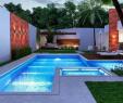 Gartengestaltung Mit Pool Ideen Bilder Schön Dieser Pool Leuchtet Mit Dem Abendhimmel Um Wette Eine
