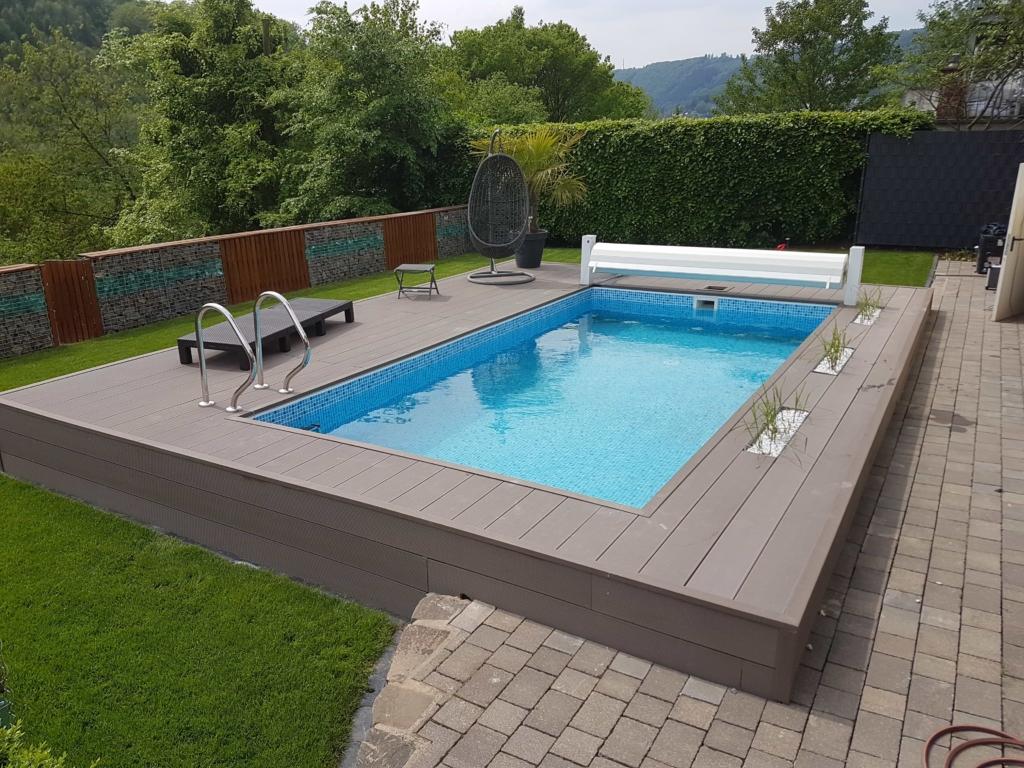 gartenpool idealer swimming pool für den garten