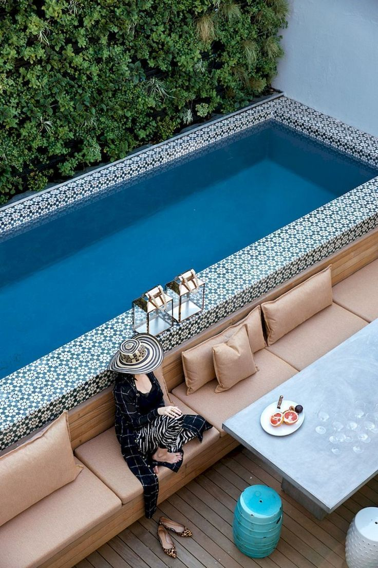 Gartenideen Pool Best Of 82 Swimming Pool Ideas Kleiner Garten Garten Ideas