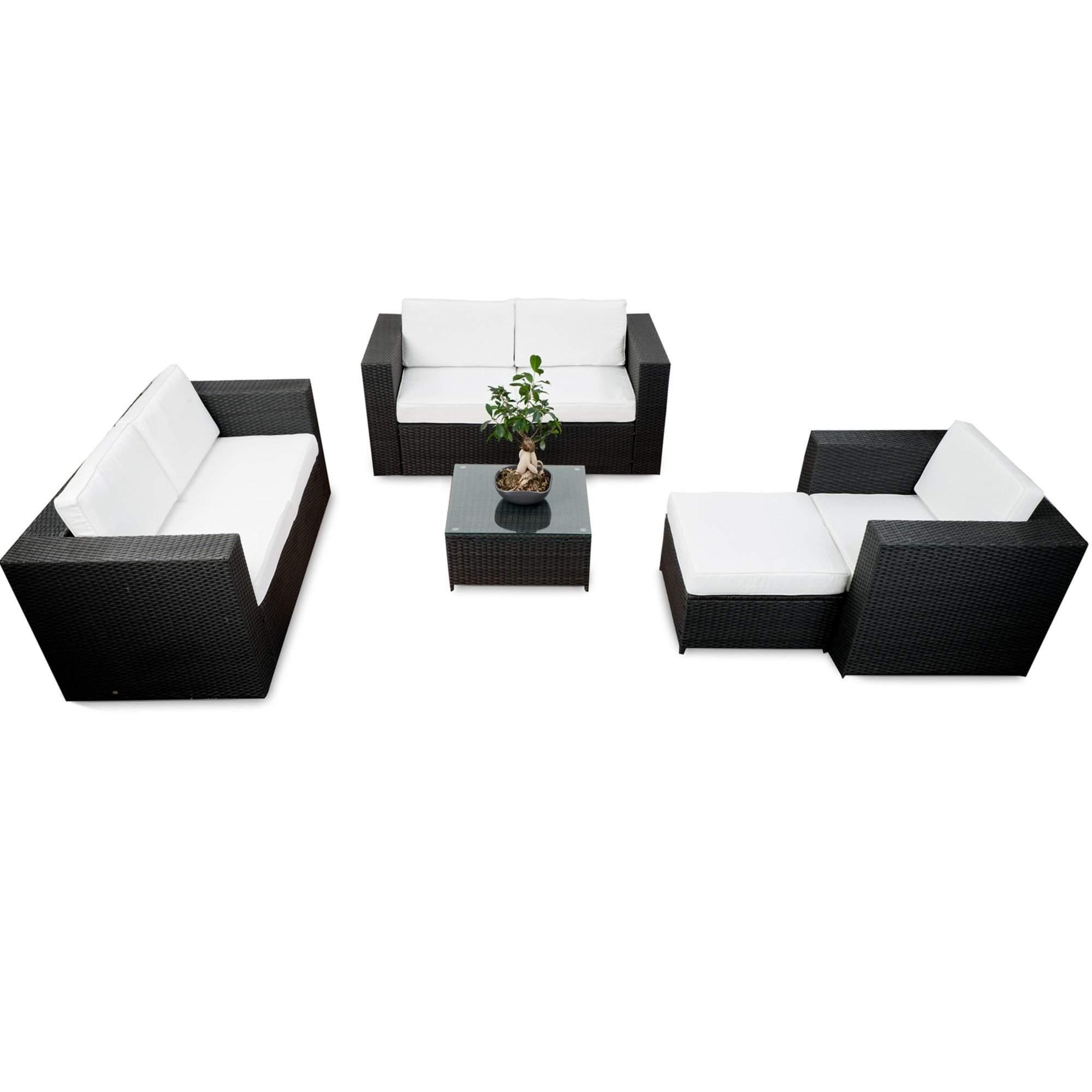 garten lounge set rattan neu 17 tlg lounge set rattan ac29cc294 l ac29cc294 anthrazit of garten lounge set rattan