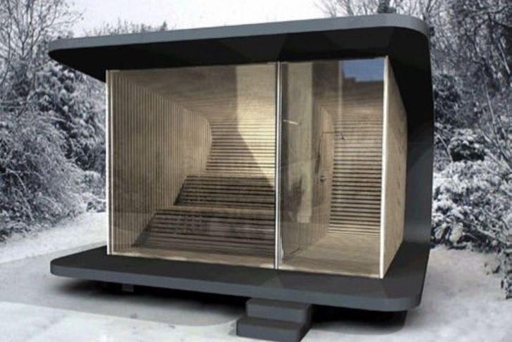 Gartensauna Best Of Pin Von Epilogueart Auf Obeche Sauna Project