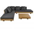 Gartensofa 3 Sitzer Frisch 4 6 Sitzer Gartenmöbel Aus Massivem Akazienholz Und