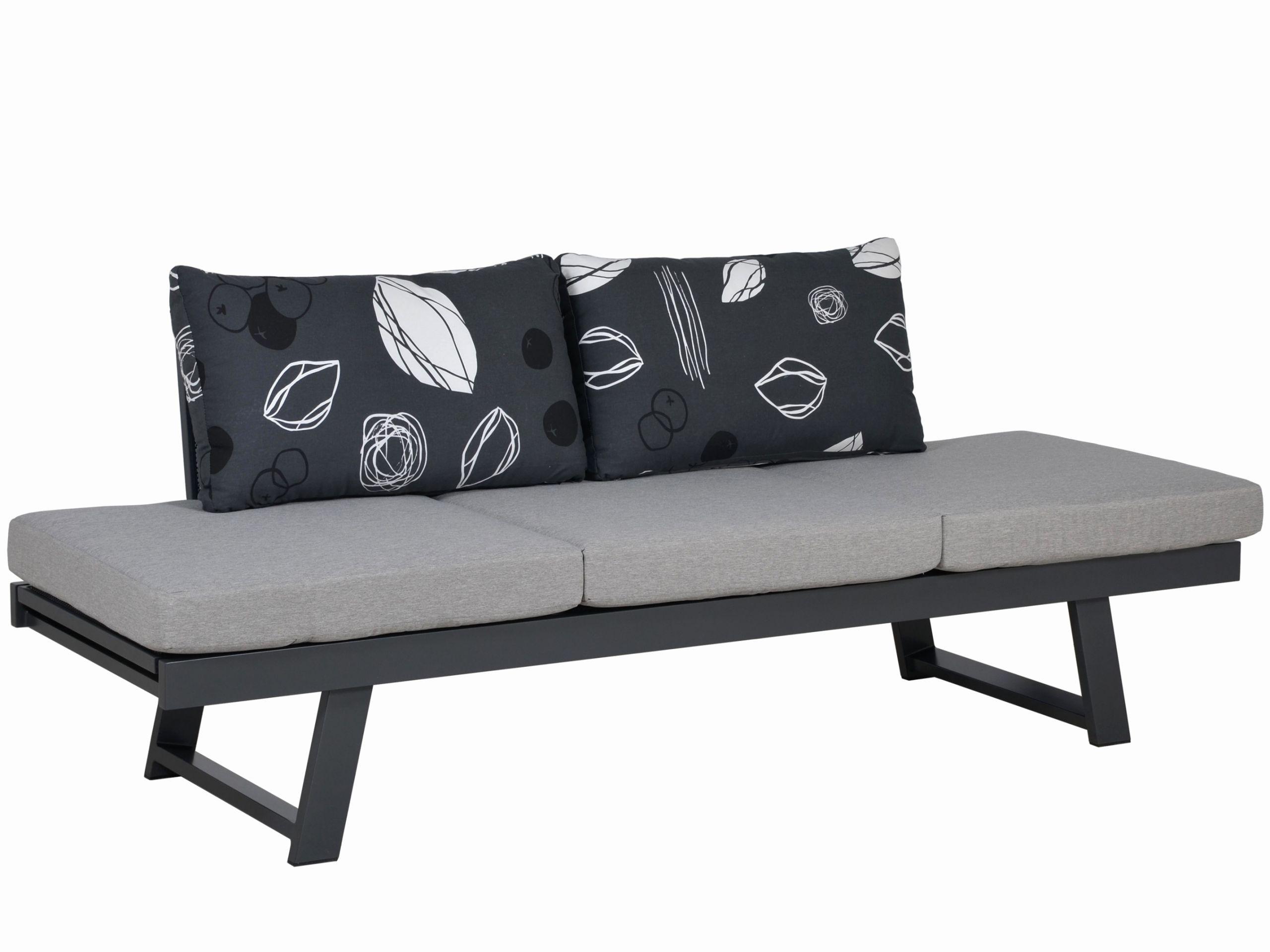 Gartensofa 3 Sitzer Inspirierend 3er sofa Outdoor