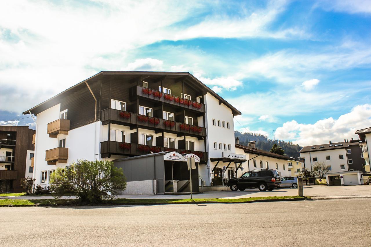 Giesinger Garten Frisch Hotel Alpenland Wattens Austria Booking