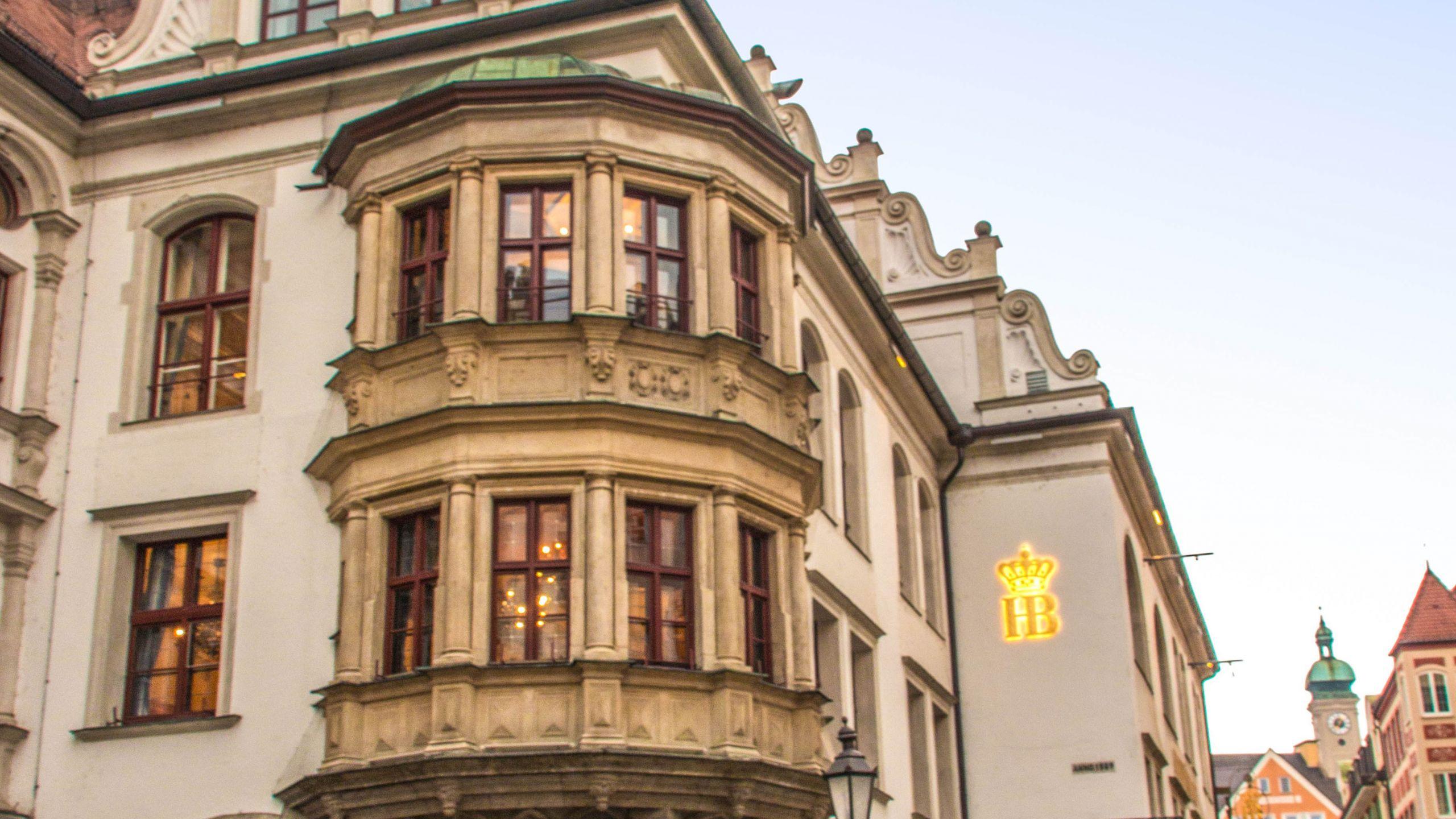Giesinger Garten Luxus tour the Brewery Of the Hofbrauhaus