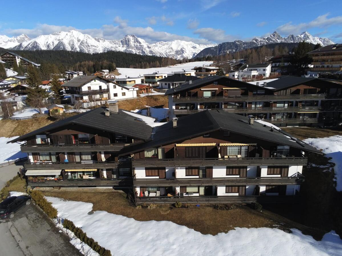 Giesinger Garten Schön Apartmenthaus Panorama Seefeld In Tirol Austria Booking