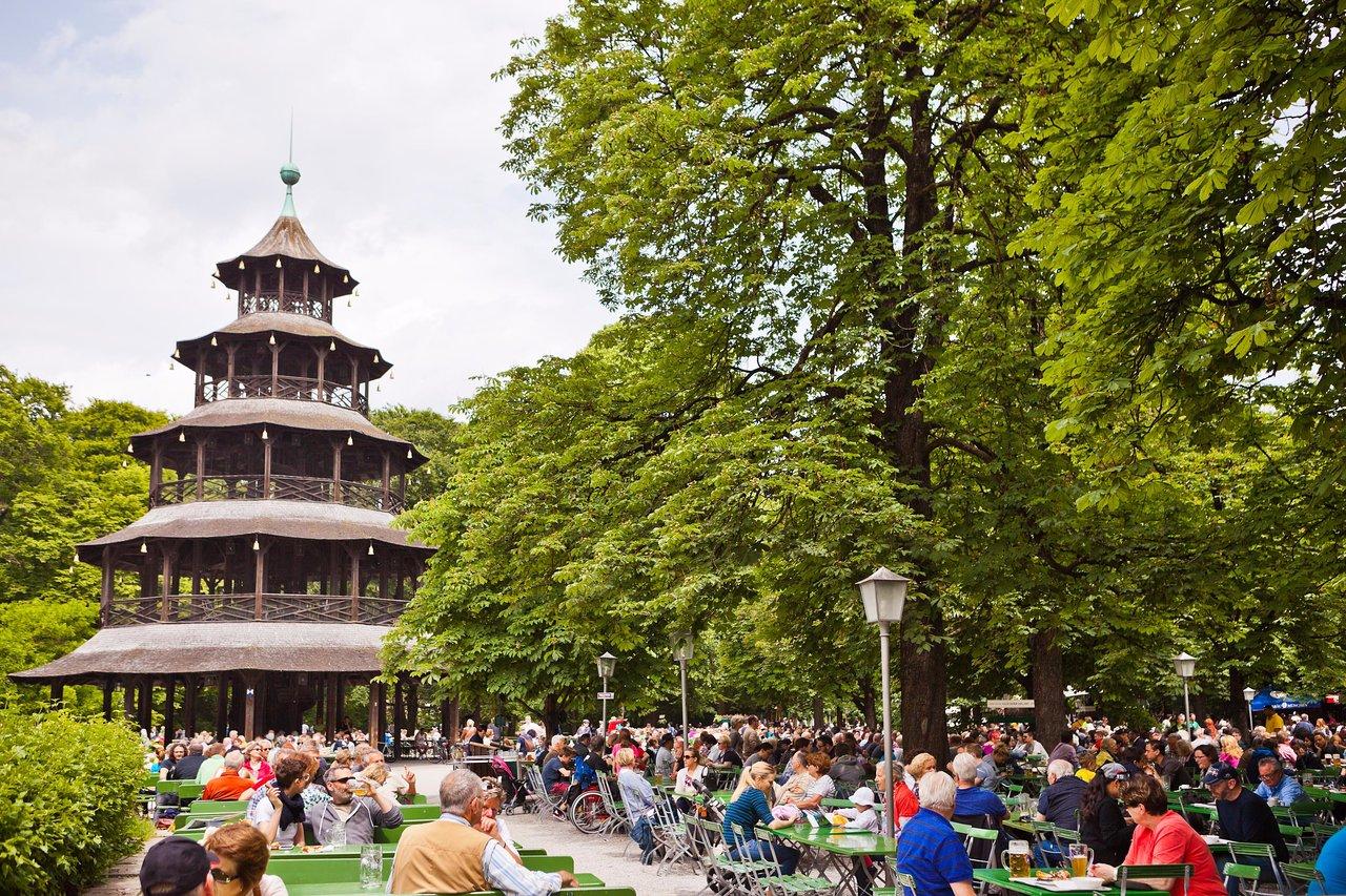 Giesinger Garten Schön Chinesischen Turm Munich 2020 All You Need to Know