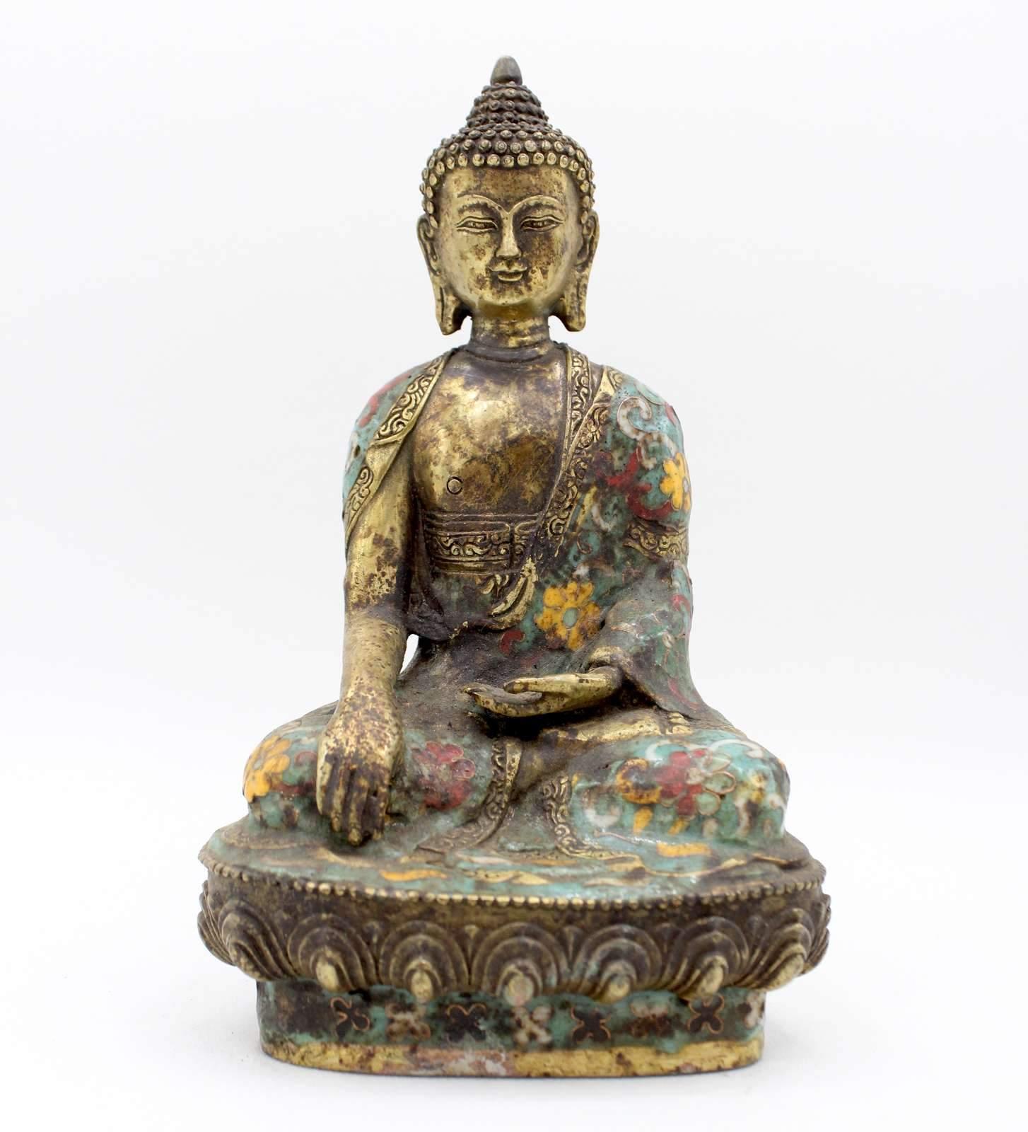 buddha kopf garten inspirierend cloisonne siddharta buddha 20cm bronze figur of buddha kopf garten