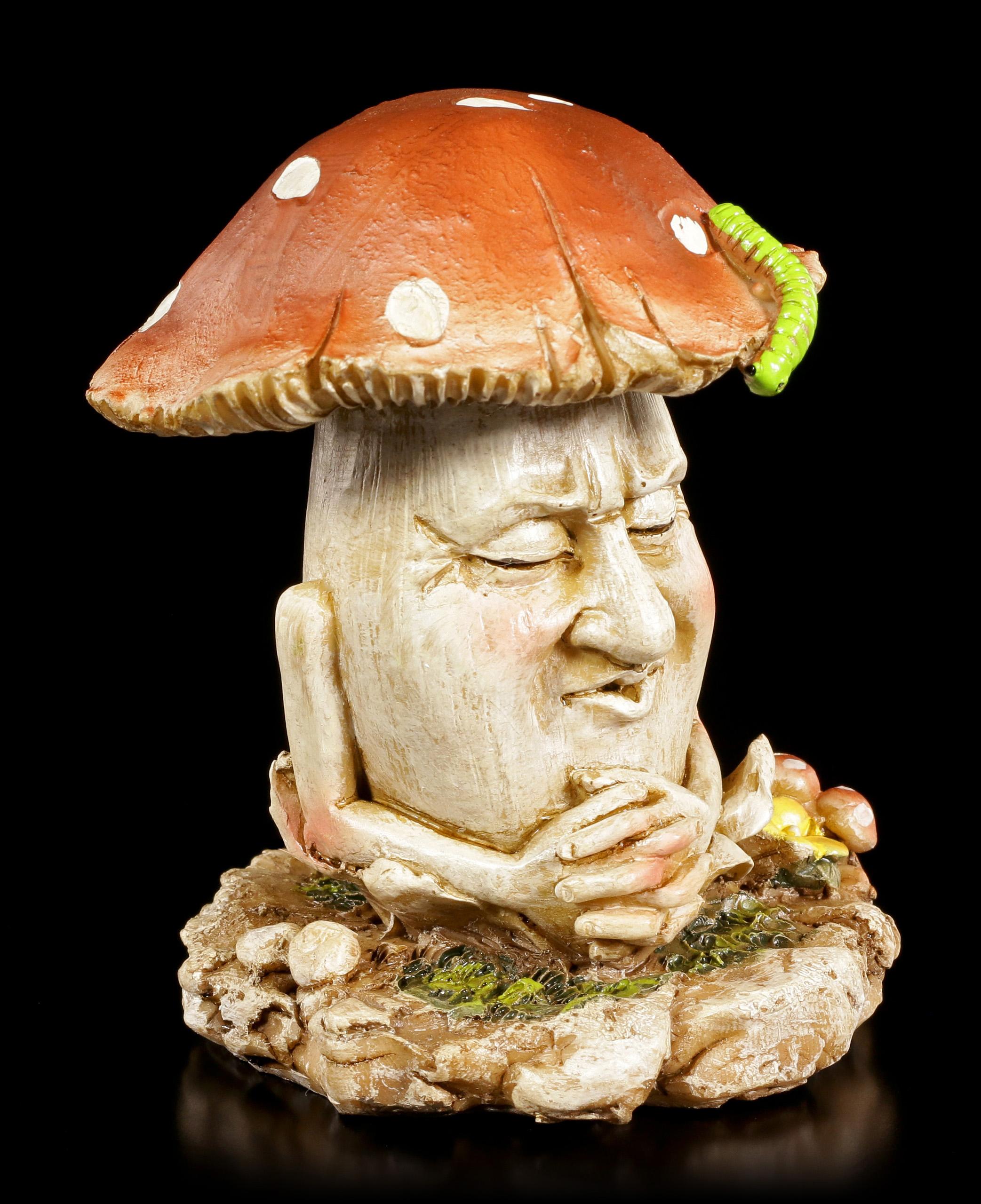 Giftige Pilze Im Garten Schön Mushroom People Figurine tony