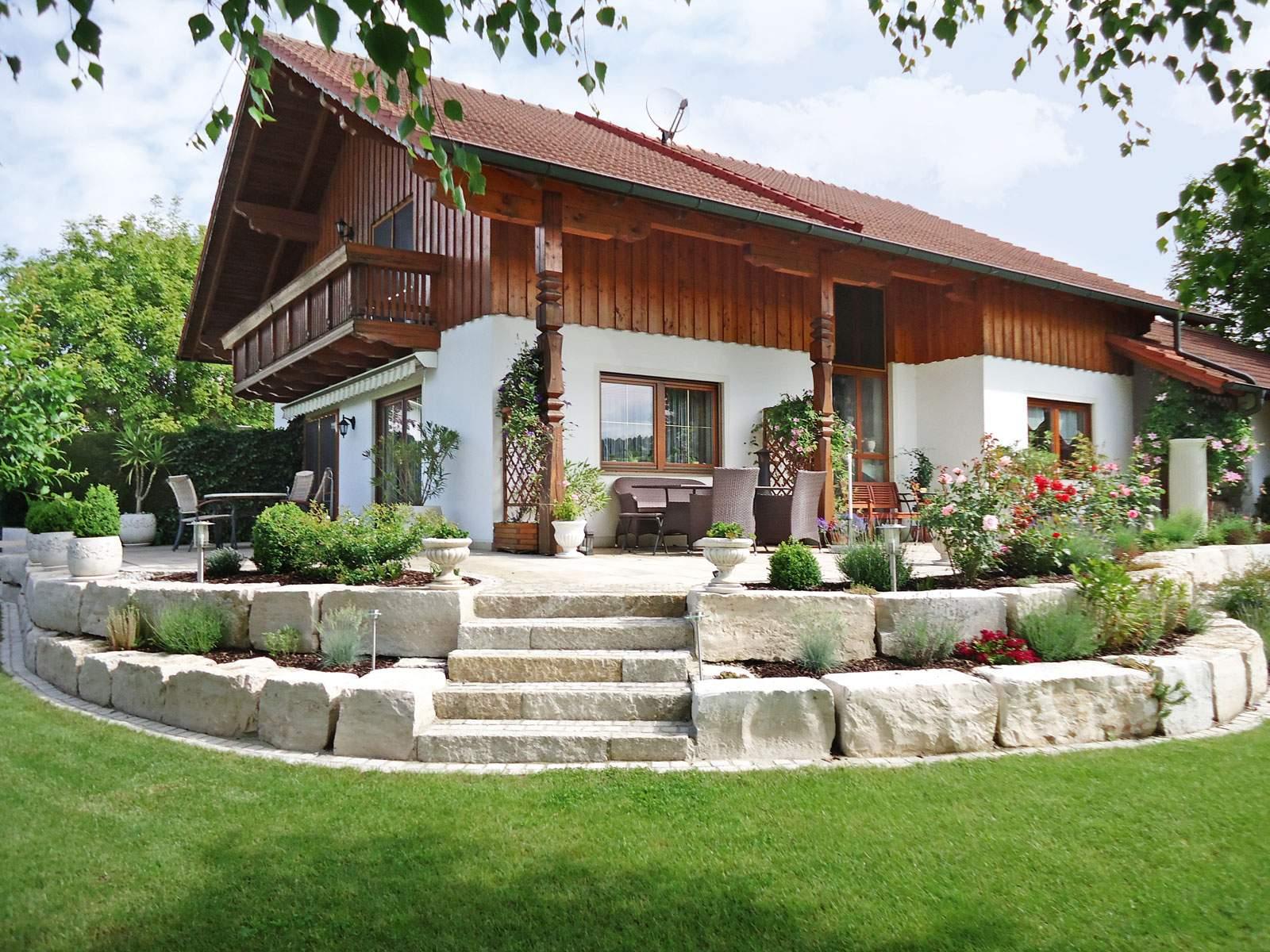 schon terrassen treppen in den garten inspiration treppen und wege bruckmeier garten und landschaftsbau of terrassen treppen in den garten