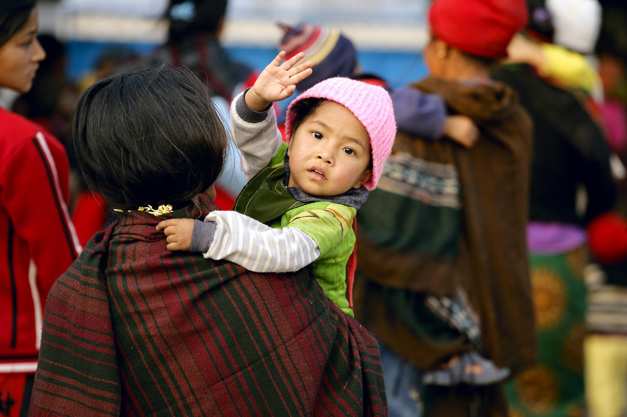 Pressefoto SOS Kinderdorf Nepal Thomas Ernsting