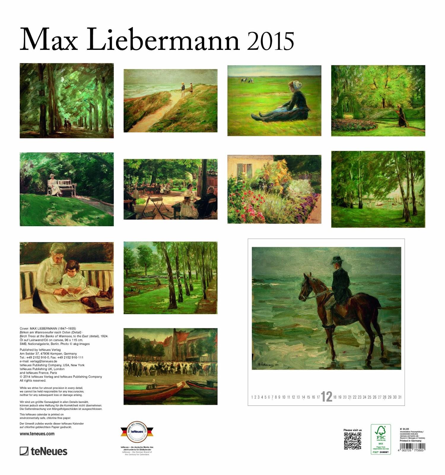 Max Liebermann 2015 V