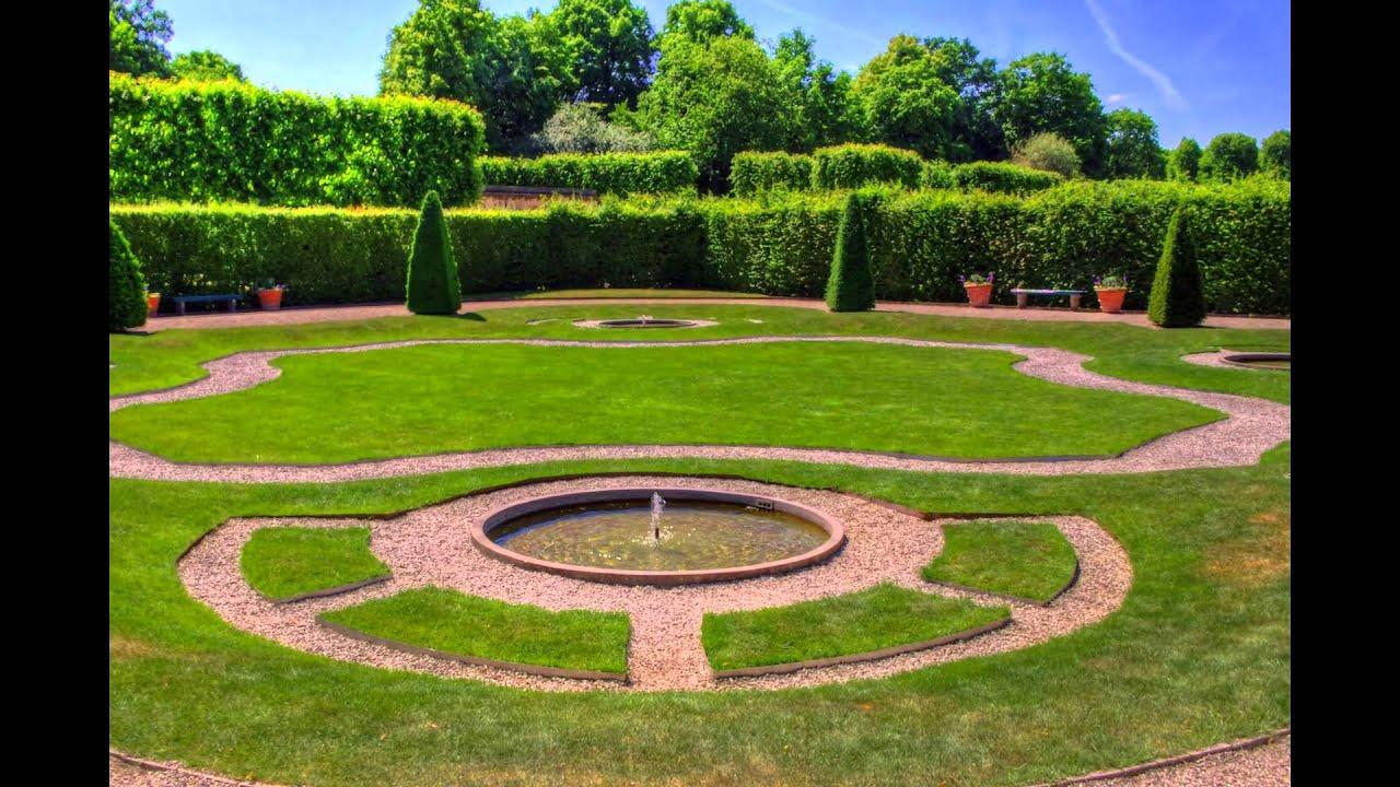 Herrenhauser Garten Neu Herrenhausen Barockgarten Hannover