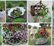 Holz Gartendeko Selbst Gemacht Frisch Garten Mit Alten Sachen Dekorieren