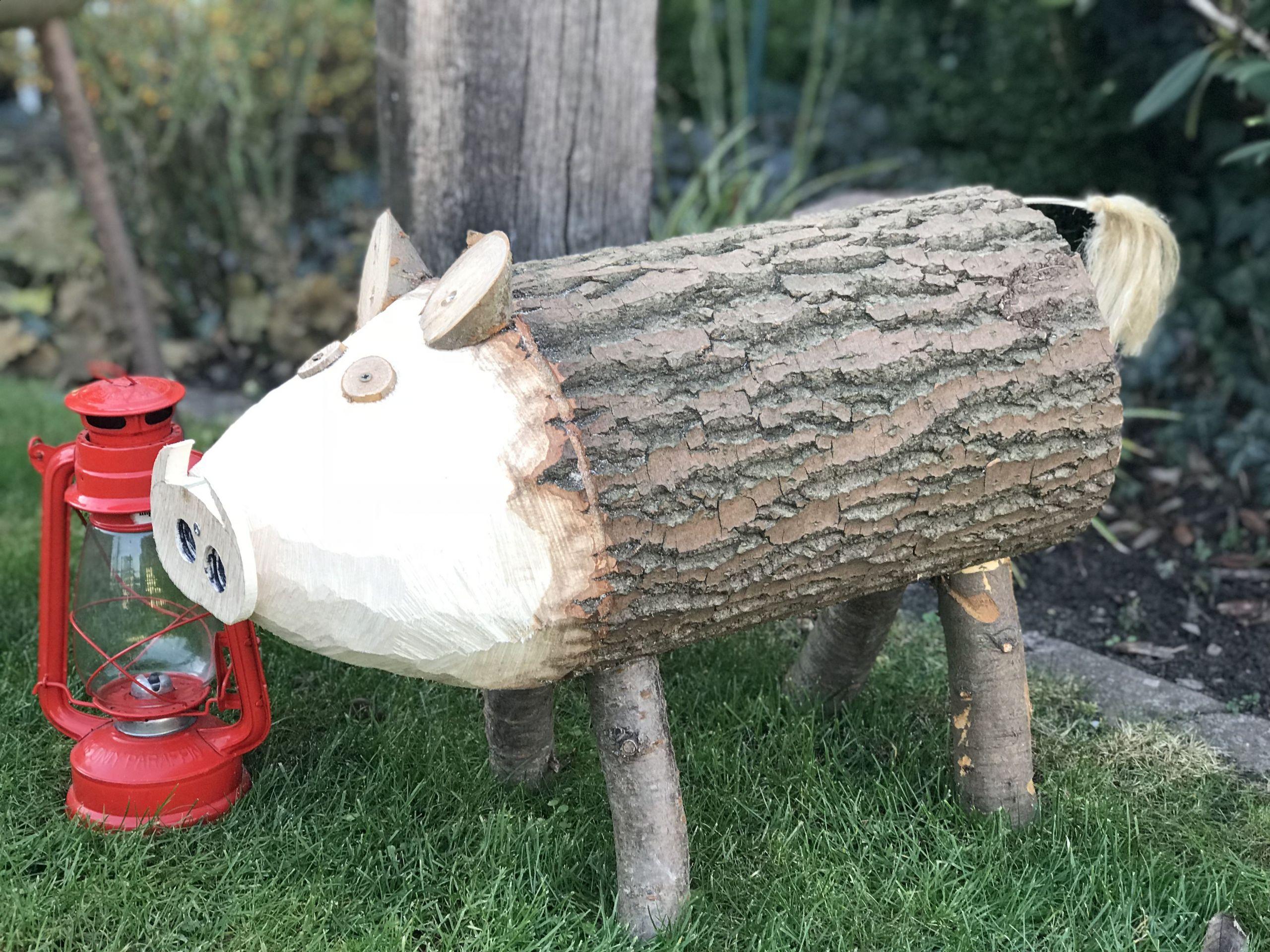 garten ideen selber bauen mit tier aus holz selbst bauen gartendeko schwein gartenideen 59 und tier aus holz selbst bauen gartendeko schwein gartenideen tiere selber machen mit garten ideen selber bau