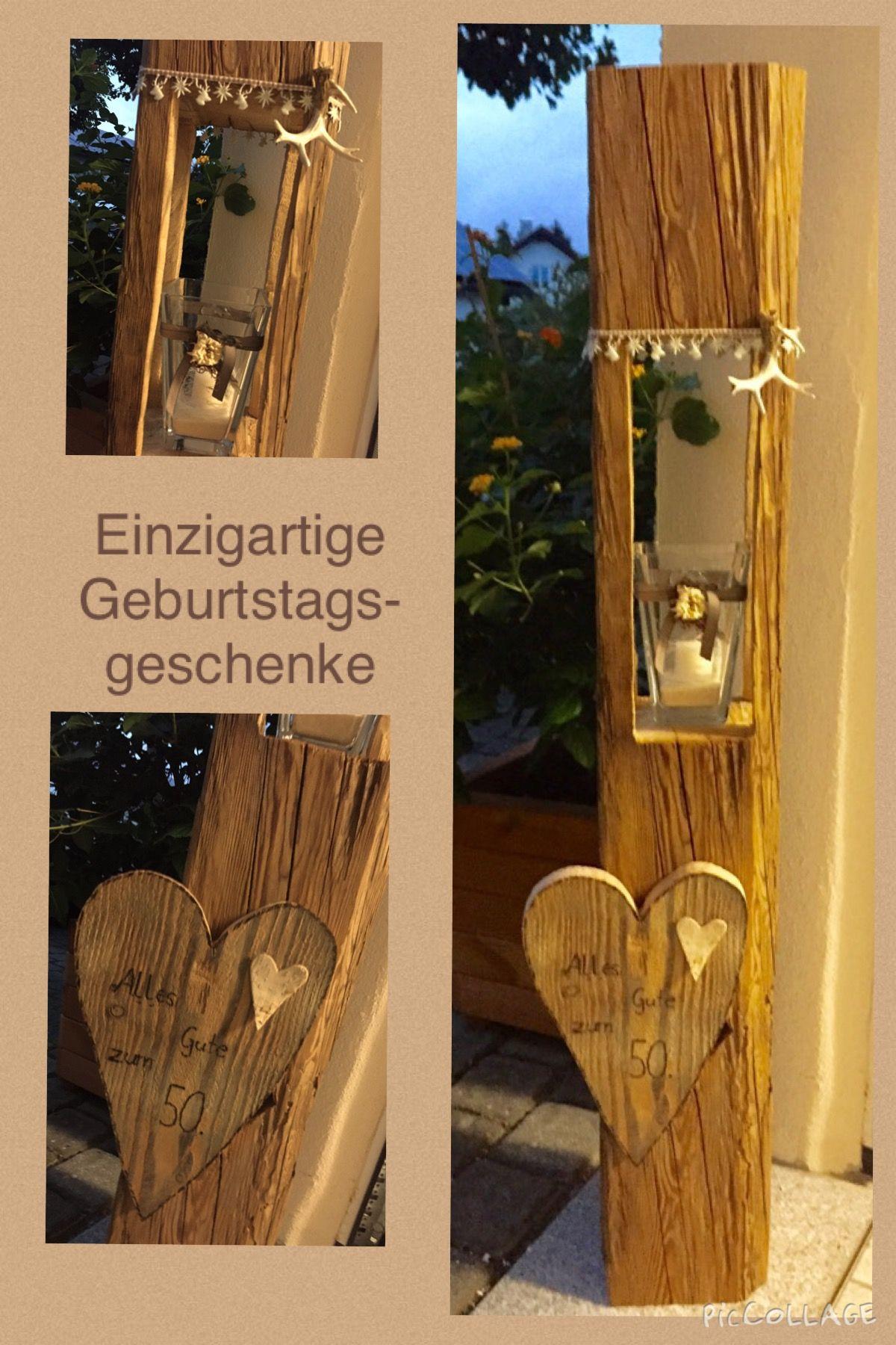 Holzbalken Deko Selber Machen Neu Einzigartige Geschenke Mit Bildern